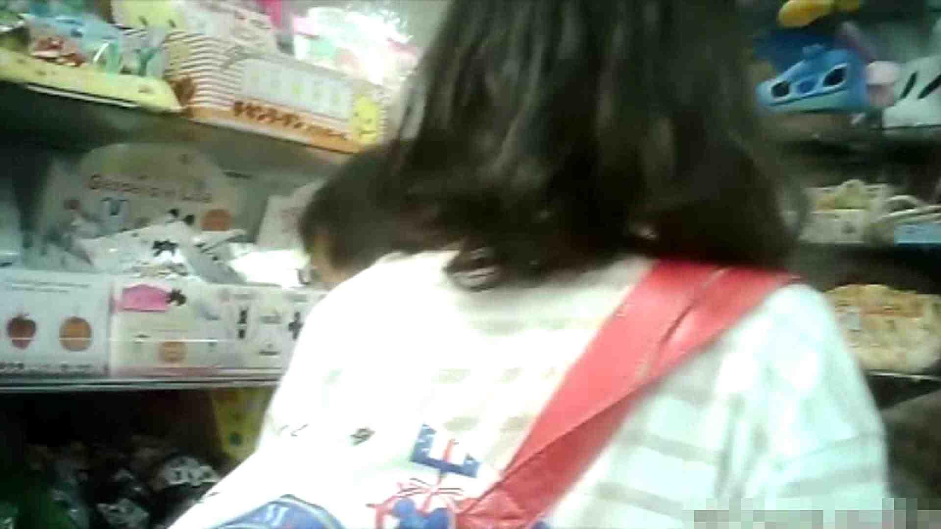 無修正エロ動画|NO.5 意外に豊満な胸の雑貨屋で物色中のお女市さん|怪盗ジョーカー