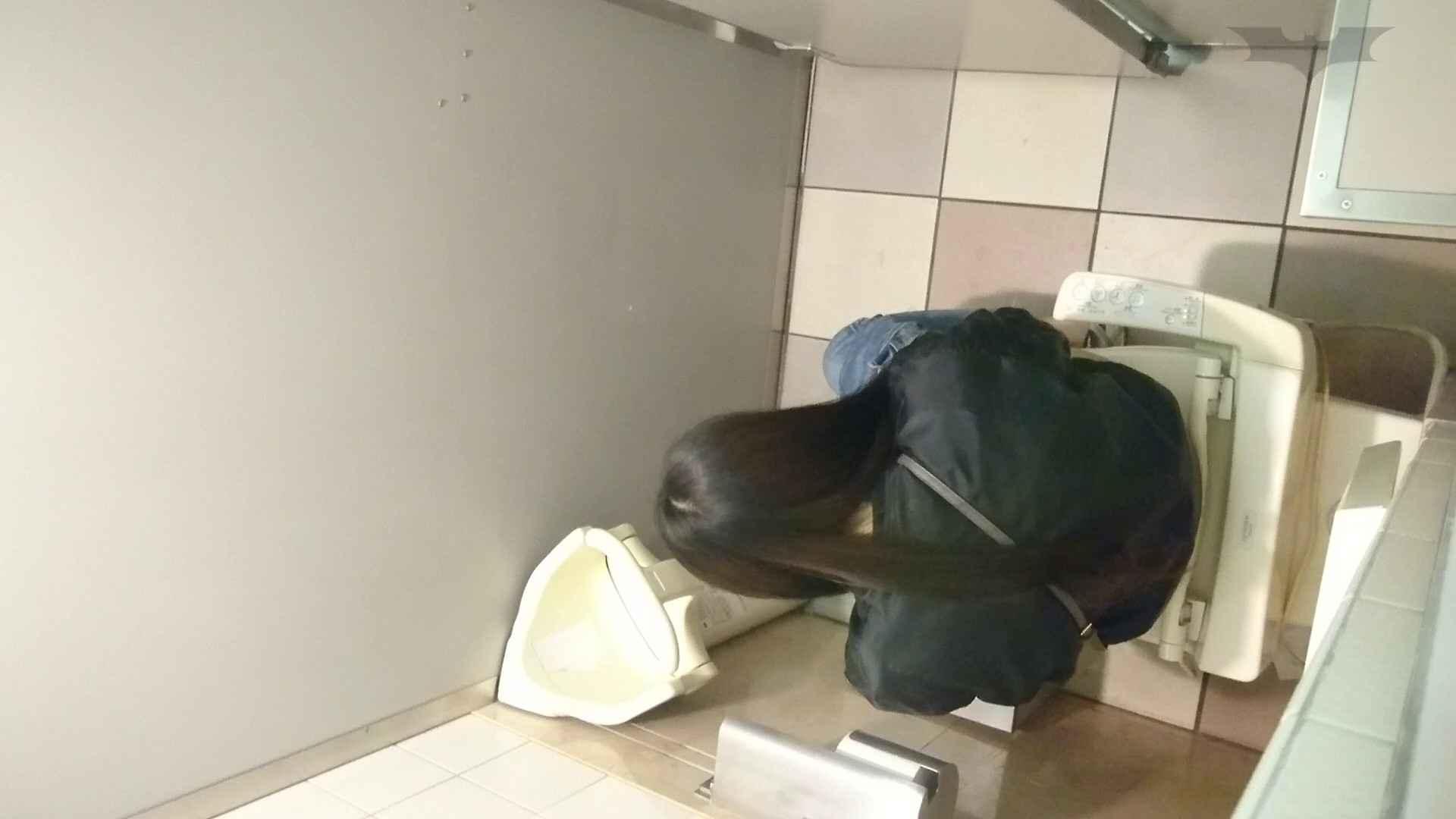 無修正エロ動画|化粧室絵巻 ショッピングモール編 VOL.14|怪盗ジョーカー