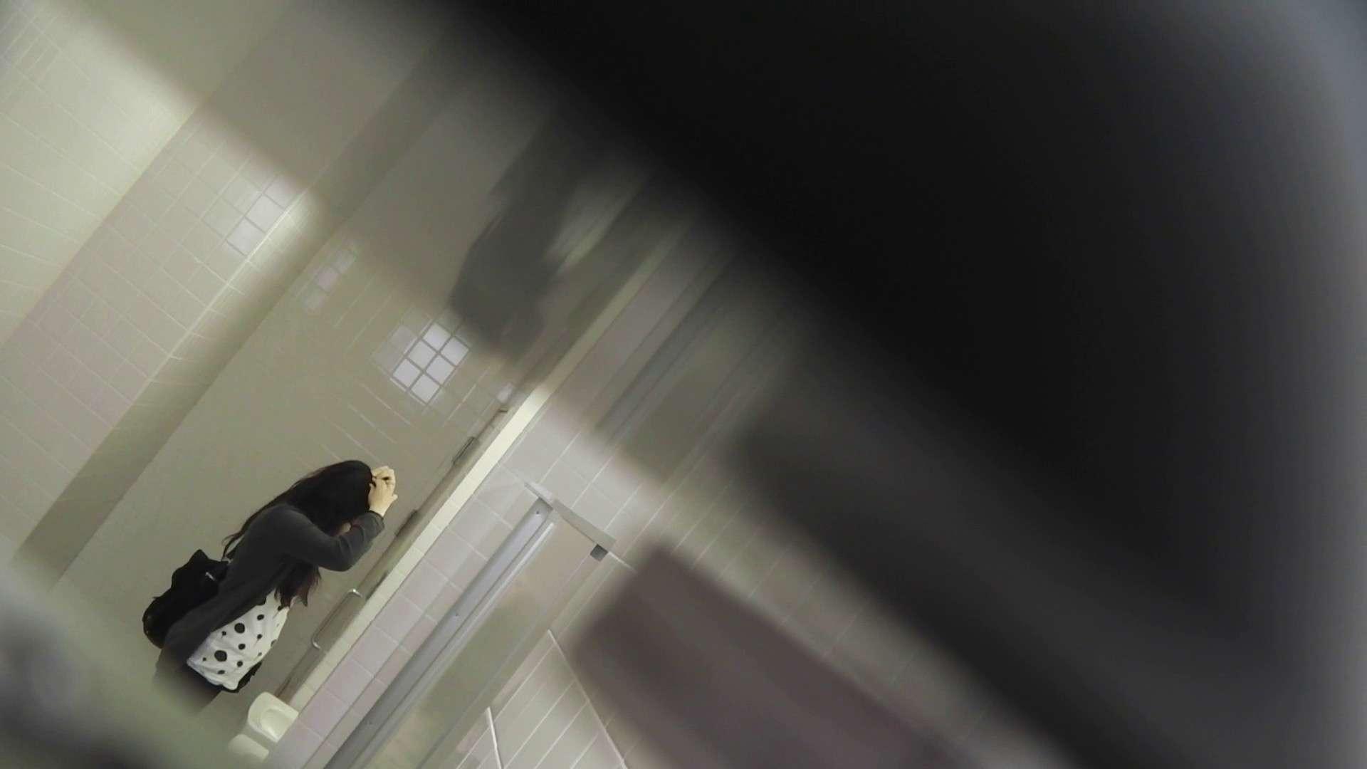 無修正エロ動画|お銀さんの「洗面所突入レポート!!」Nol.10|怪盗ジョーカー