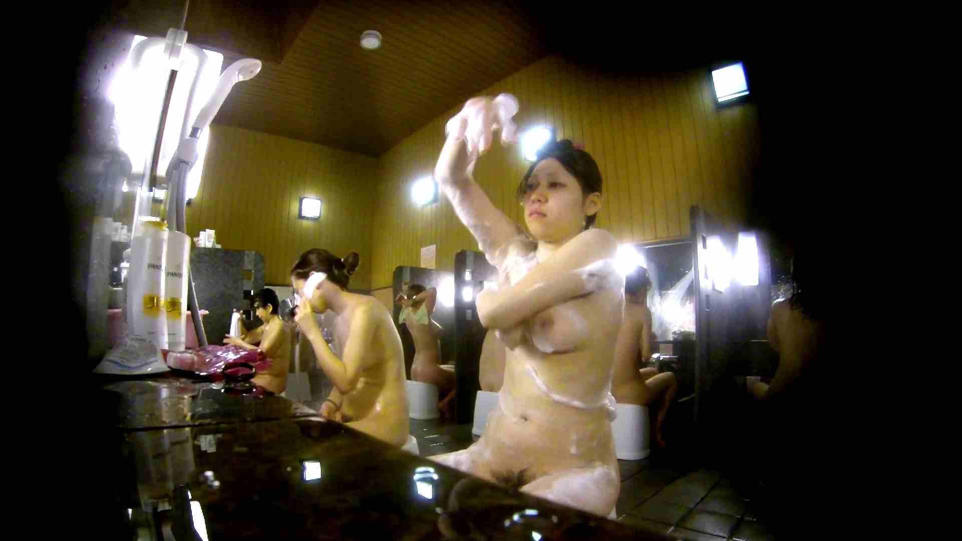 無修正エロ動画|洗い場!柔らかそうな身体は良いけど、歯磨きが下品です。|怪盗ジョーカー
