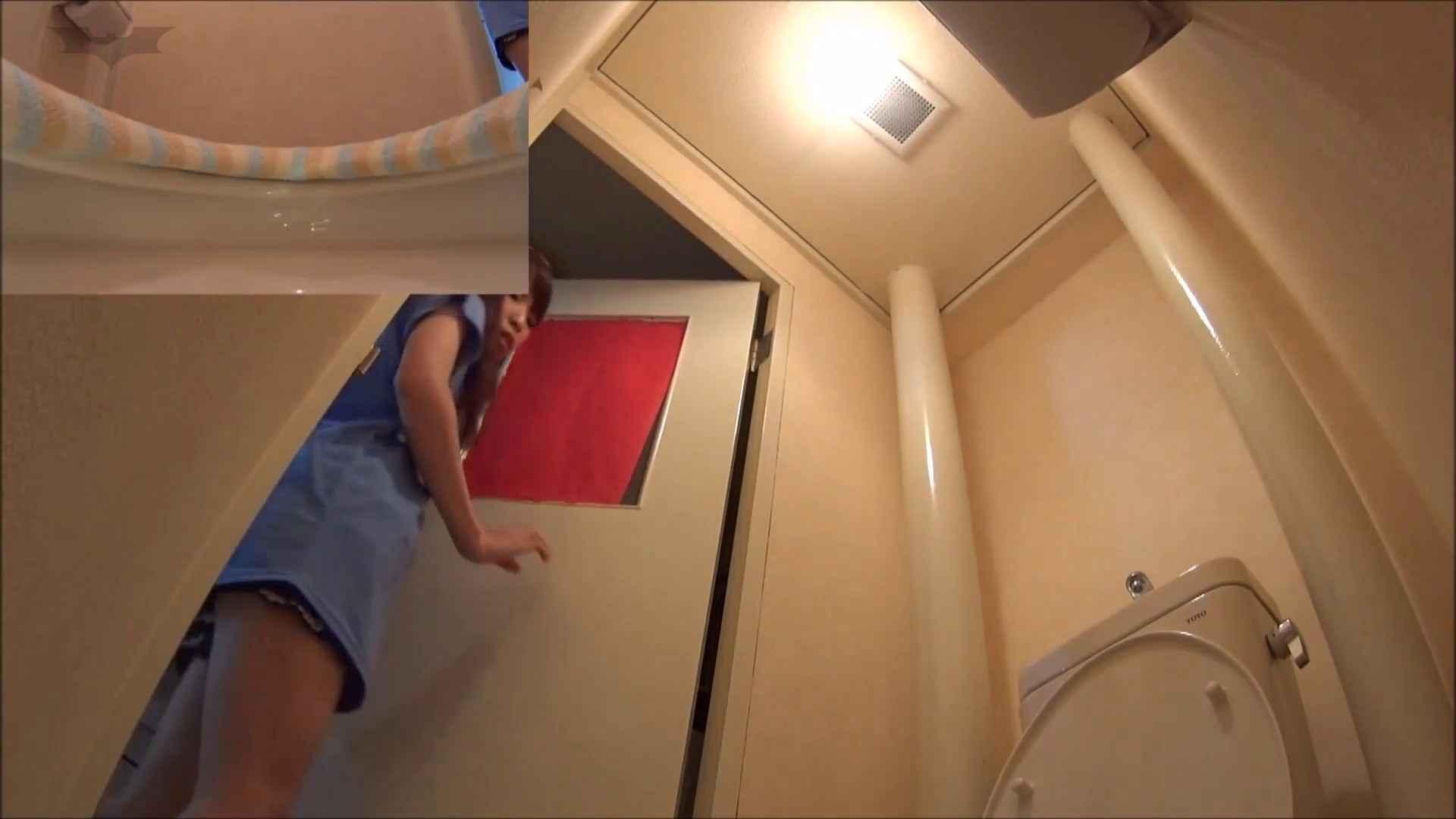 無修正エロ動画|vol.02[洗面所]実はコレが目的でした。|怪盗ジョーカー