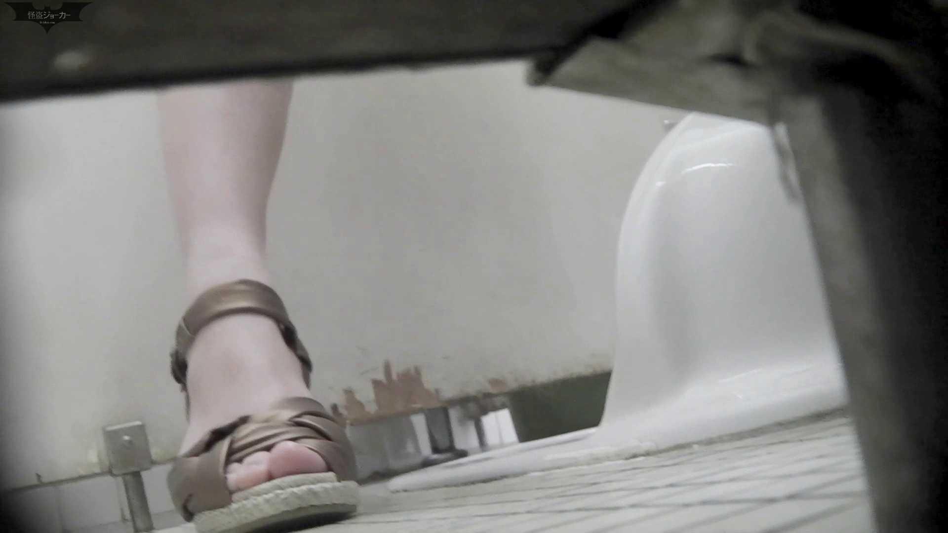 無修正エロ動画|洗面所特攻隊 vol.64 運動不足?繊維不足?いやいや水分不足?|怪盗ジョーカー