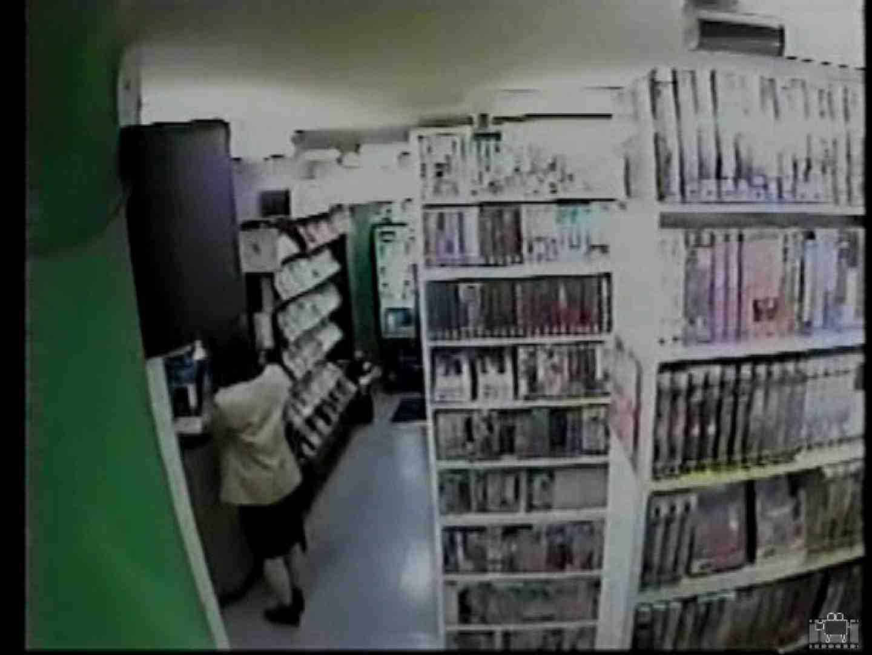 個室ビデオBOX 自慰行為盗撮① オナニーする女性たち のぞき動画画像 100画像 27