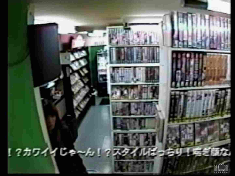 個室ビデオBOX 自慰行為盗撮2 人妻 おめこ無修正動画無料 56画像 2