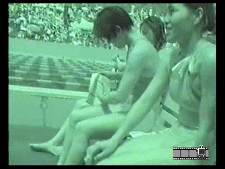 赤外線で水着盗撮 赤外線 のぞき動画画像 84画像 14