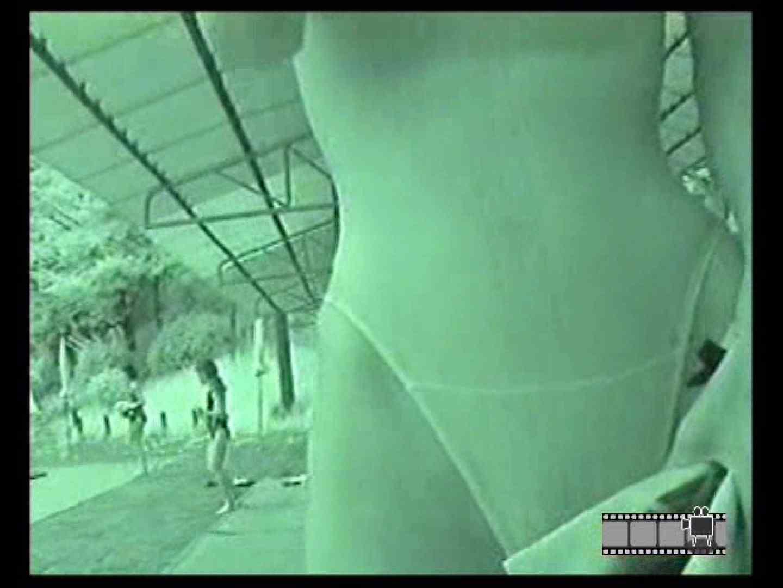 赤外線で水着盗撮 赤外線 のぞき動画画像 84画像 84