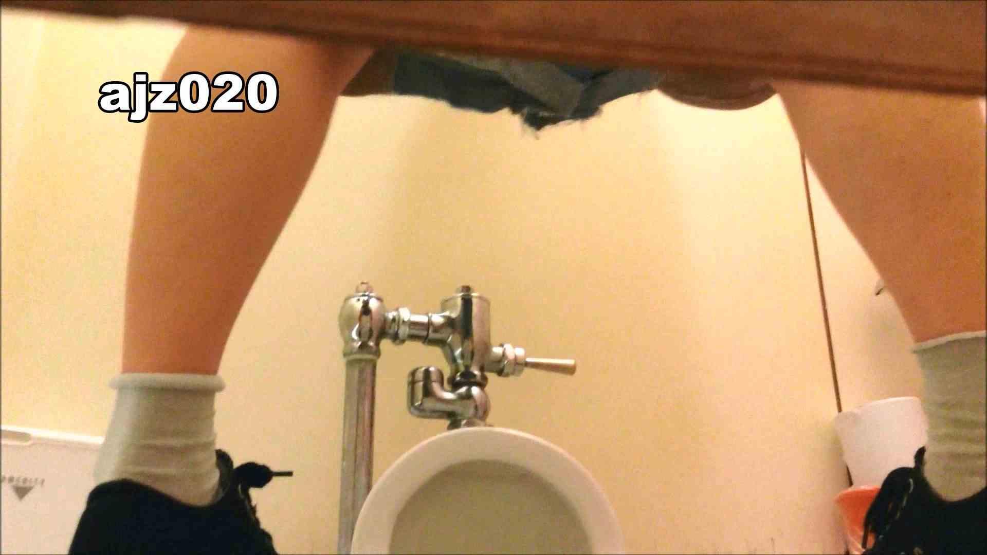 某有名大学女性洗面所 vol.20 和式 盗み撮りSEX無修正画像 48画像 7