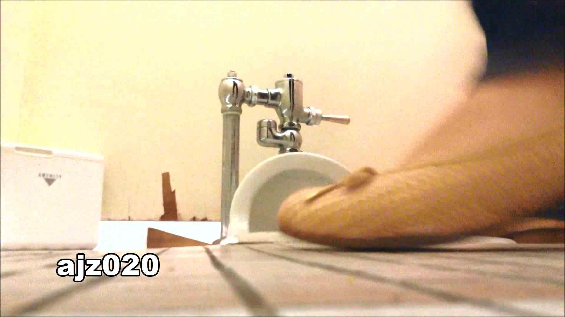 某有名大学女性洗面所 vol.20 和式 盗み撮りSEX無修正画像 48画像 43