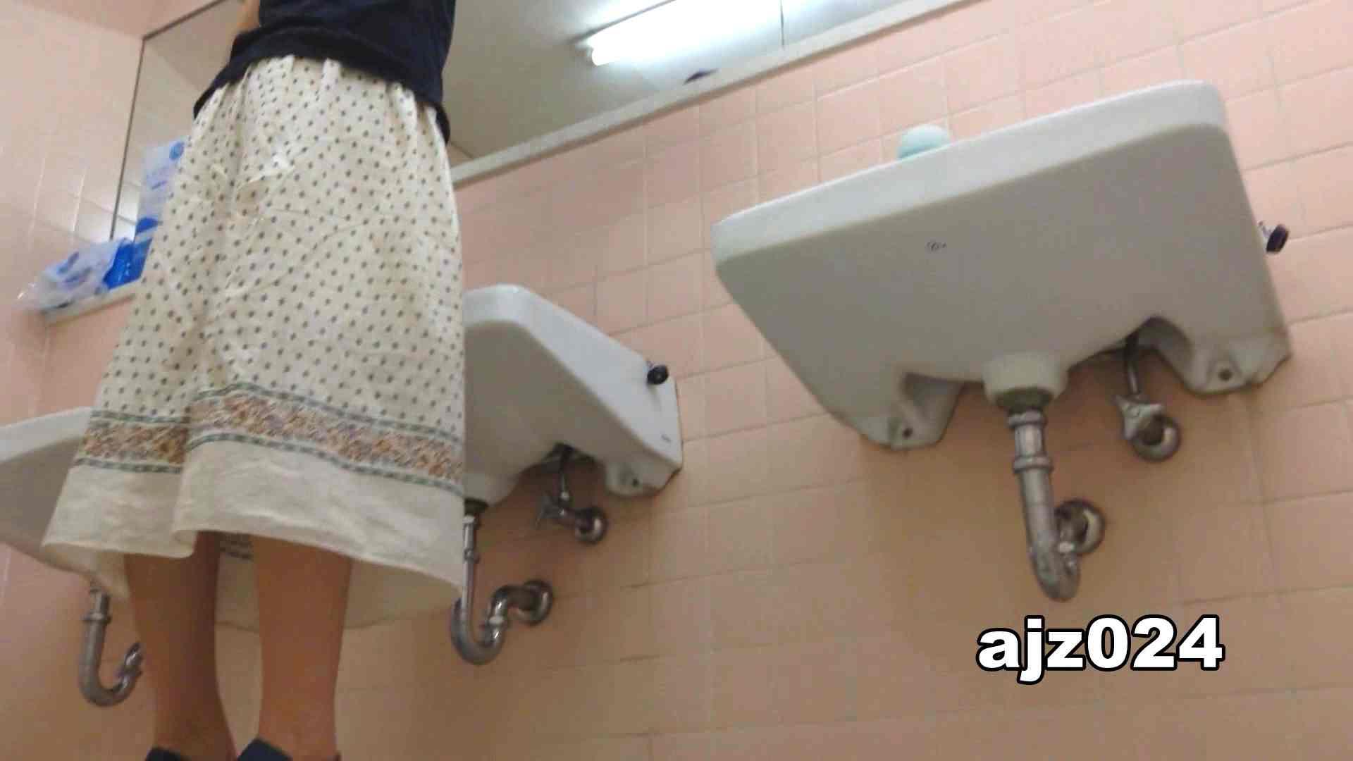 某有名大学女性洗面所 vol.24 和式 隠し撮りすけべAV動画紹介 59画像 19