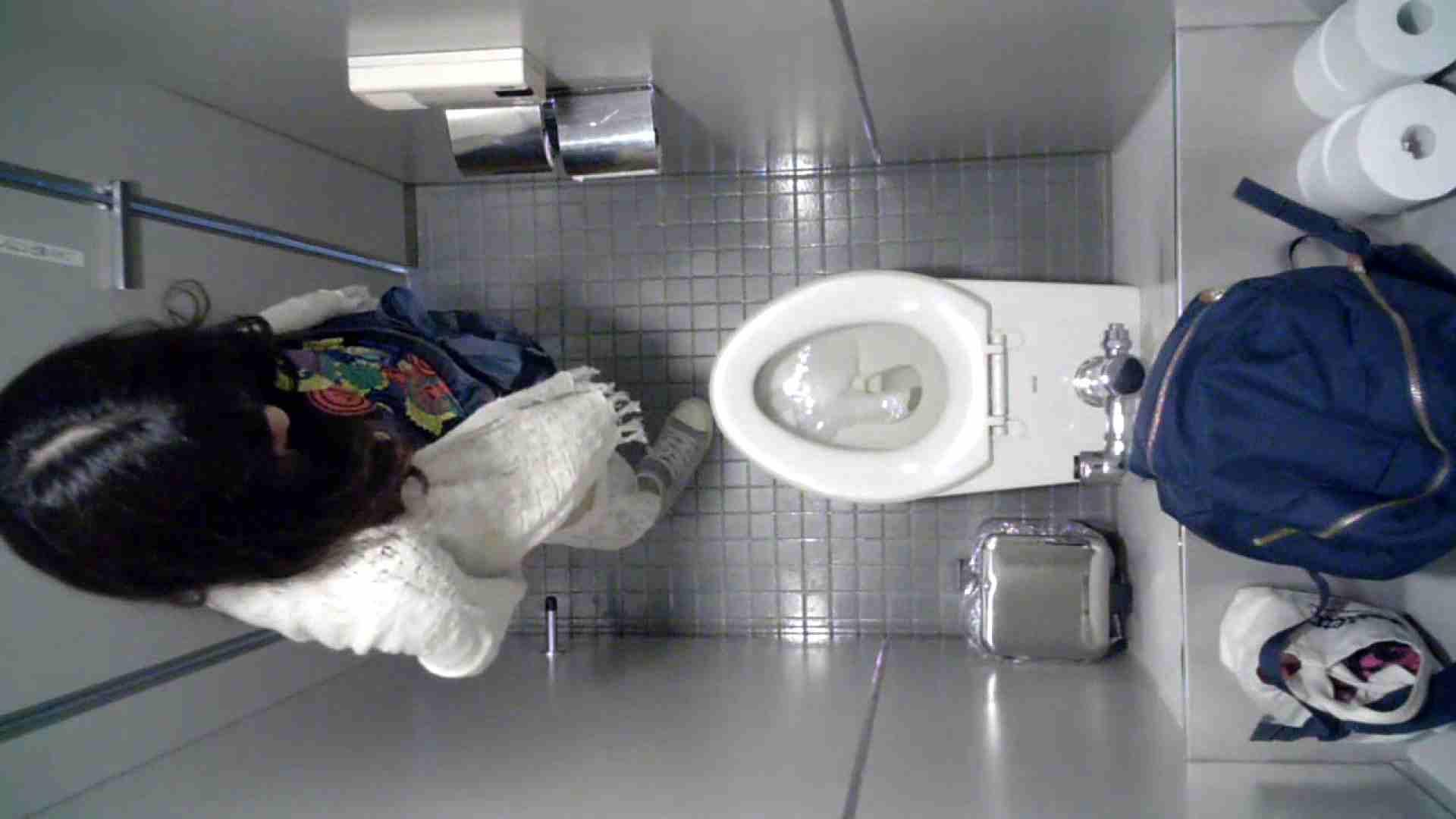 有名大学女性洗面所 vol.39 スッゴクド派手な勝負パンツ!1名+7名 和式 隠し撮りセックス画像 107画像 39