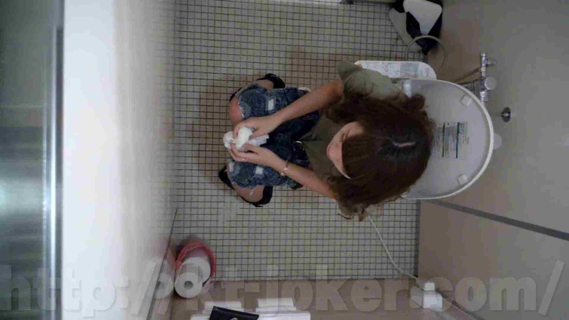 有名大学女性洗面所 vol.50 個室には3つの「目」があるみたいです。 投稿   潜入  67画像 11