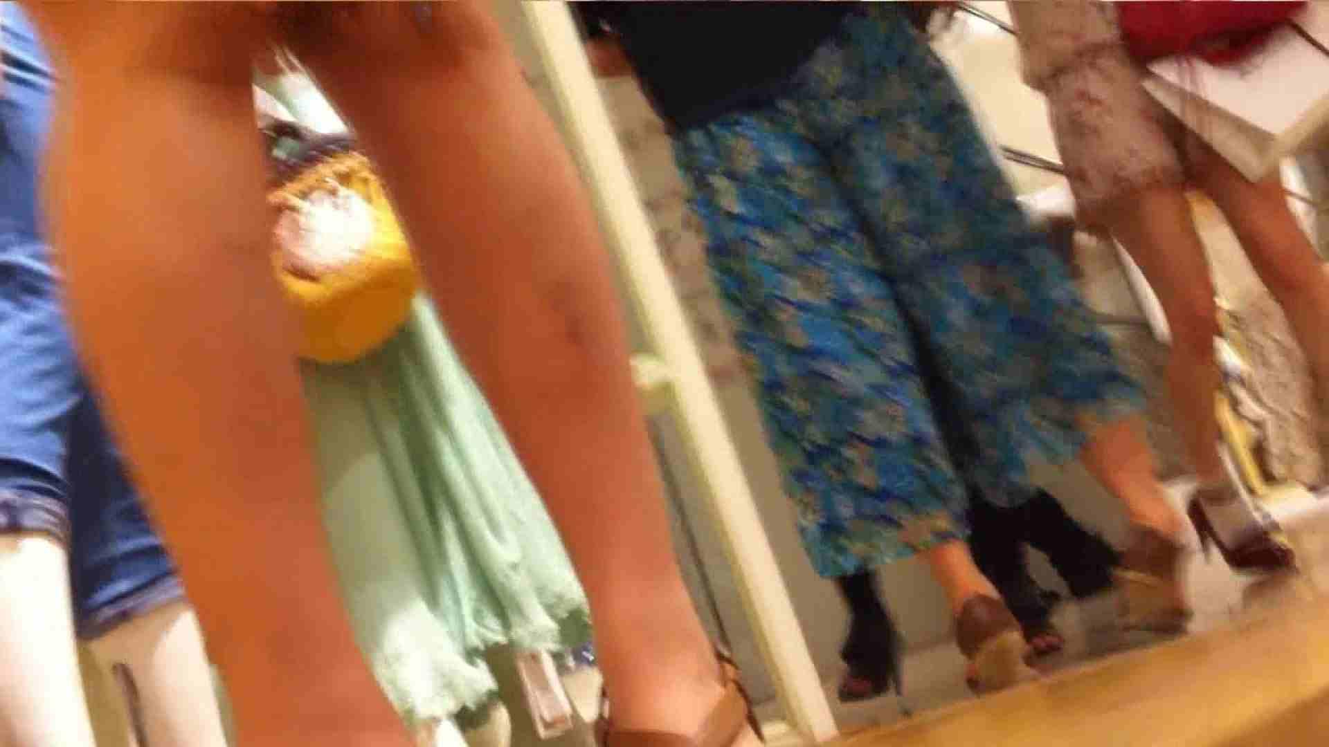 可愛いカリスマ店員限定‼胸チラ&パンチラ vol.16 パンチラ 覗きおまんこ画像 82画像 78