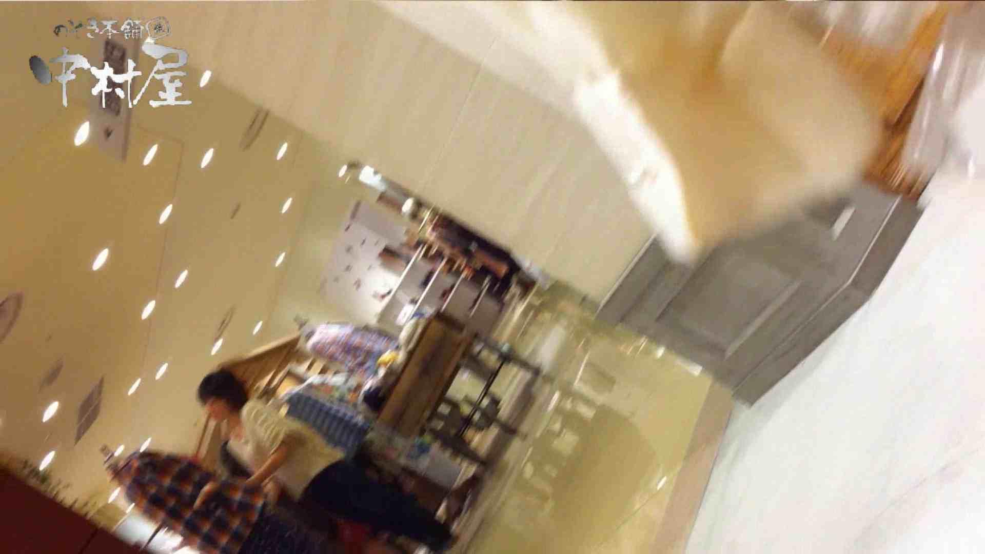 無修正エロ動画|vol.55 美人アパレル胸チラ&パンチラ モリマン店員さん|のぞき本舗 中村屋
