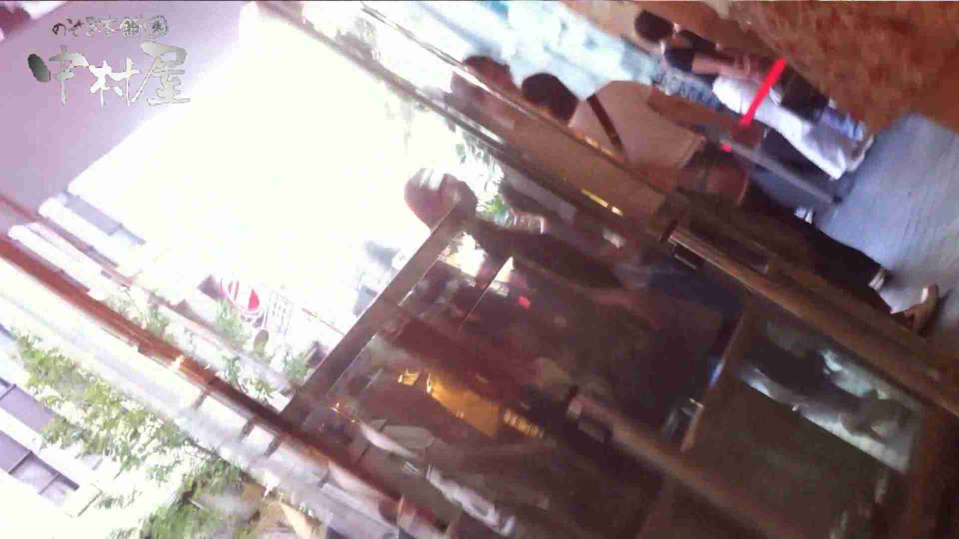 無修正エロ動画|vol.61 美人アパレル胸チラ&パンチラ テカピンクのおパンツさん|のぞき本舗 中村屋