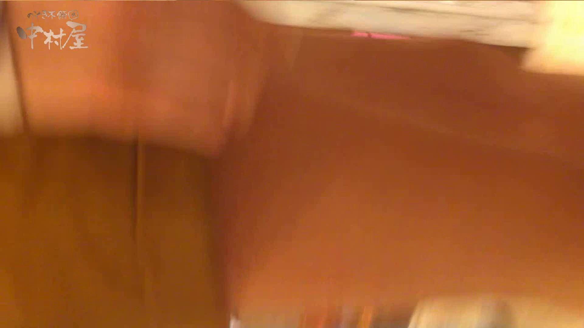 無修正エロ動画|vol.70 美人アパレル胸チラ&パンチラ ベレー店員さんの下着|のぞき本舗 中村屋