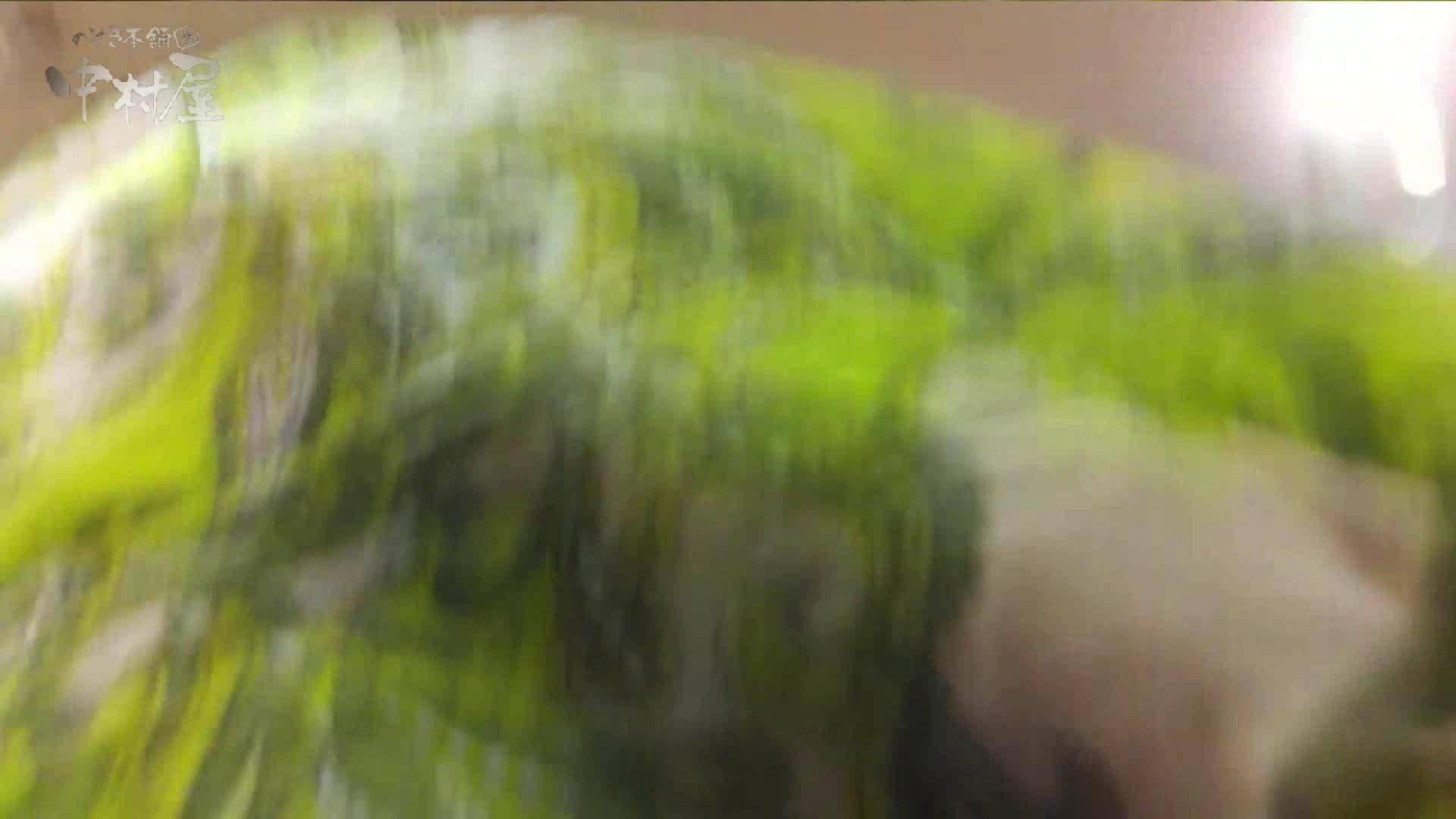 vol.77 美人アパレル胸チラ&パンチラ 緑のワンピにせまってみたw 接写 盗撮アダルト動画キャプチャ 104画像 9