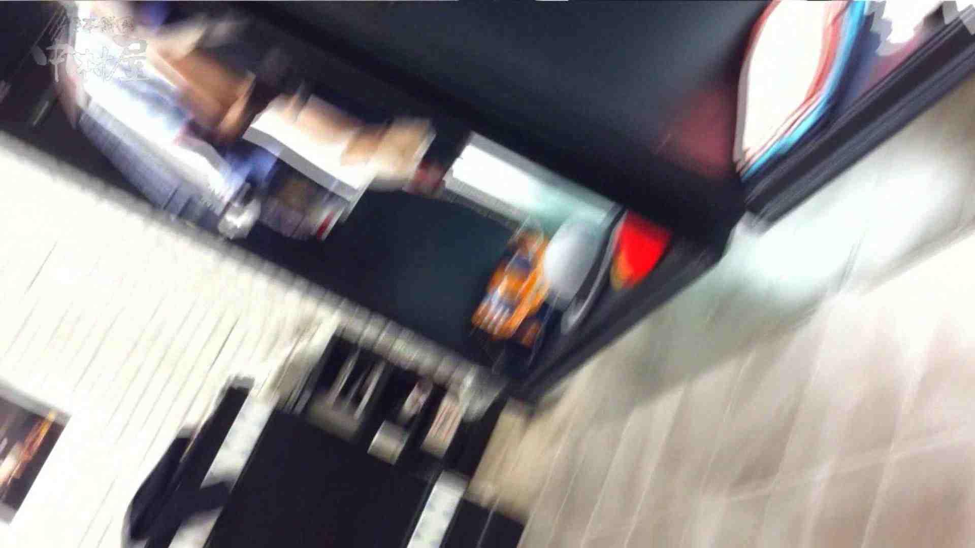 vol.77 美人アパレル胸チラ&パンチラ 緑のワンピにせまってみたw 接写 盗撮アダルト動画キャプチャ 104画像 29