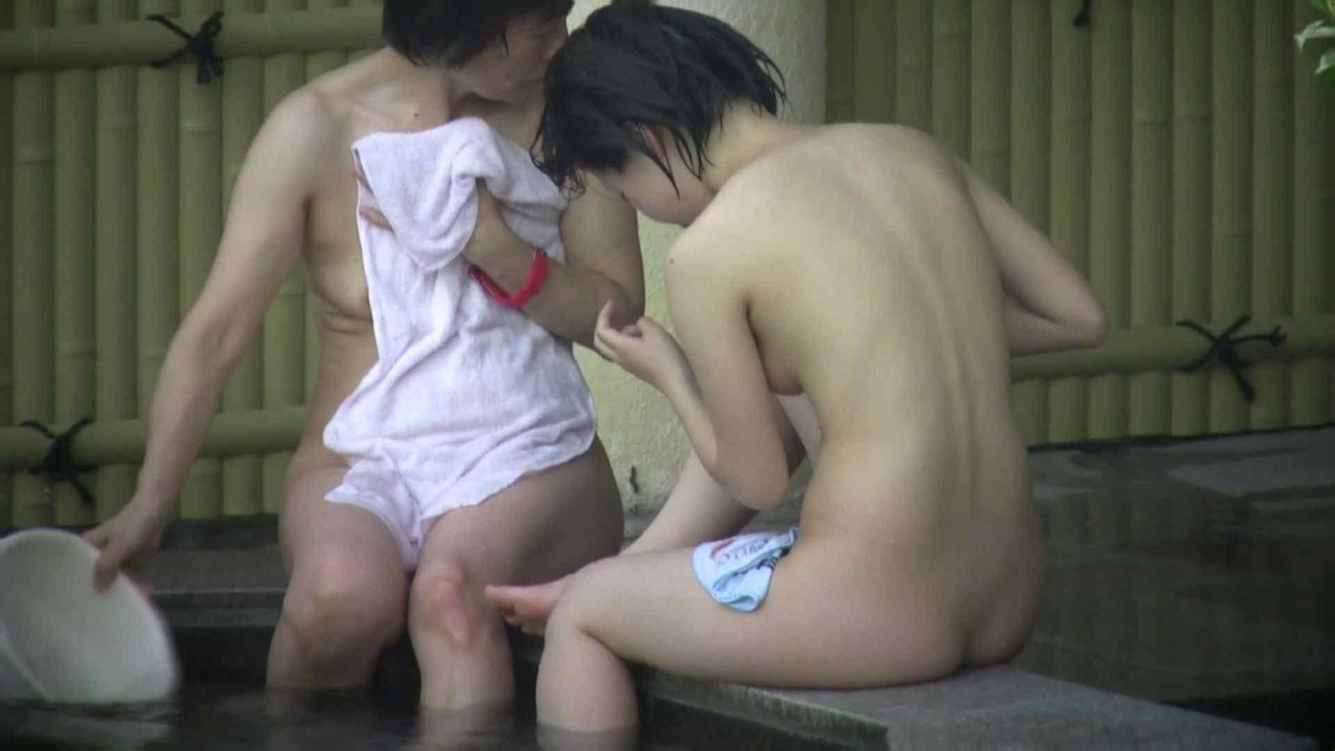 Aquaな露天風呂Vol.06【VIP】 盗撮 | 露天  83画像 49