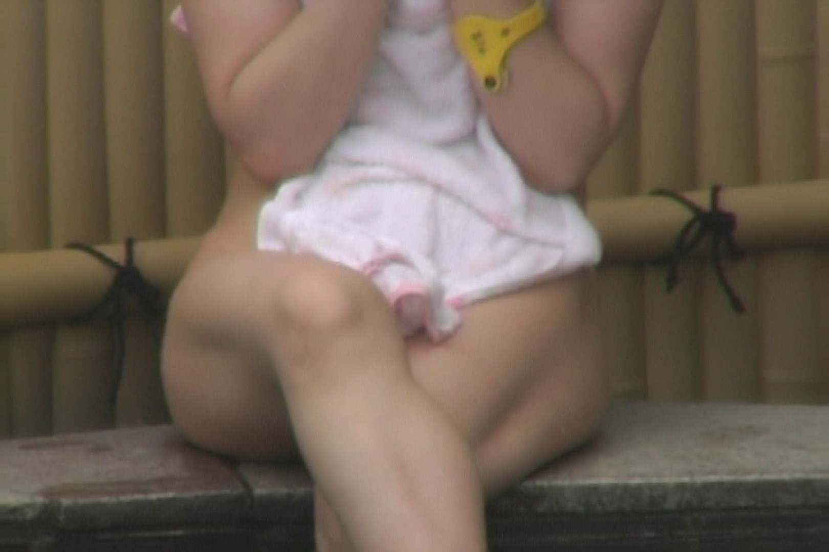 Aquaな露天風呂Vol.11【VIP】 露天 隠し撮りオマンコ動画紹介 67画像 59