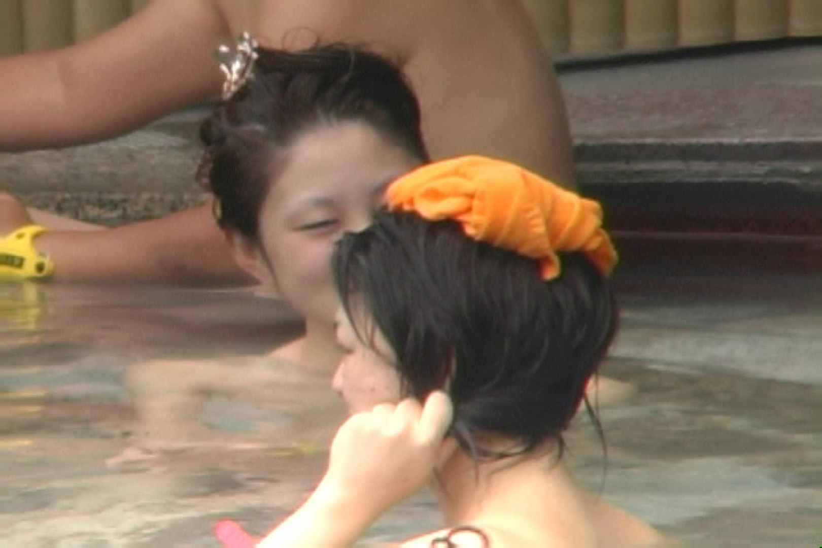 Aquaな露天風呂Vol.40【VIP】 盗撮 | OLセックス  66画像 46