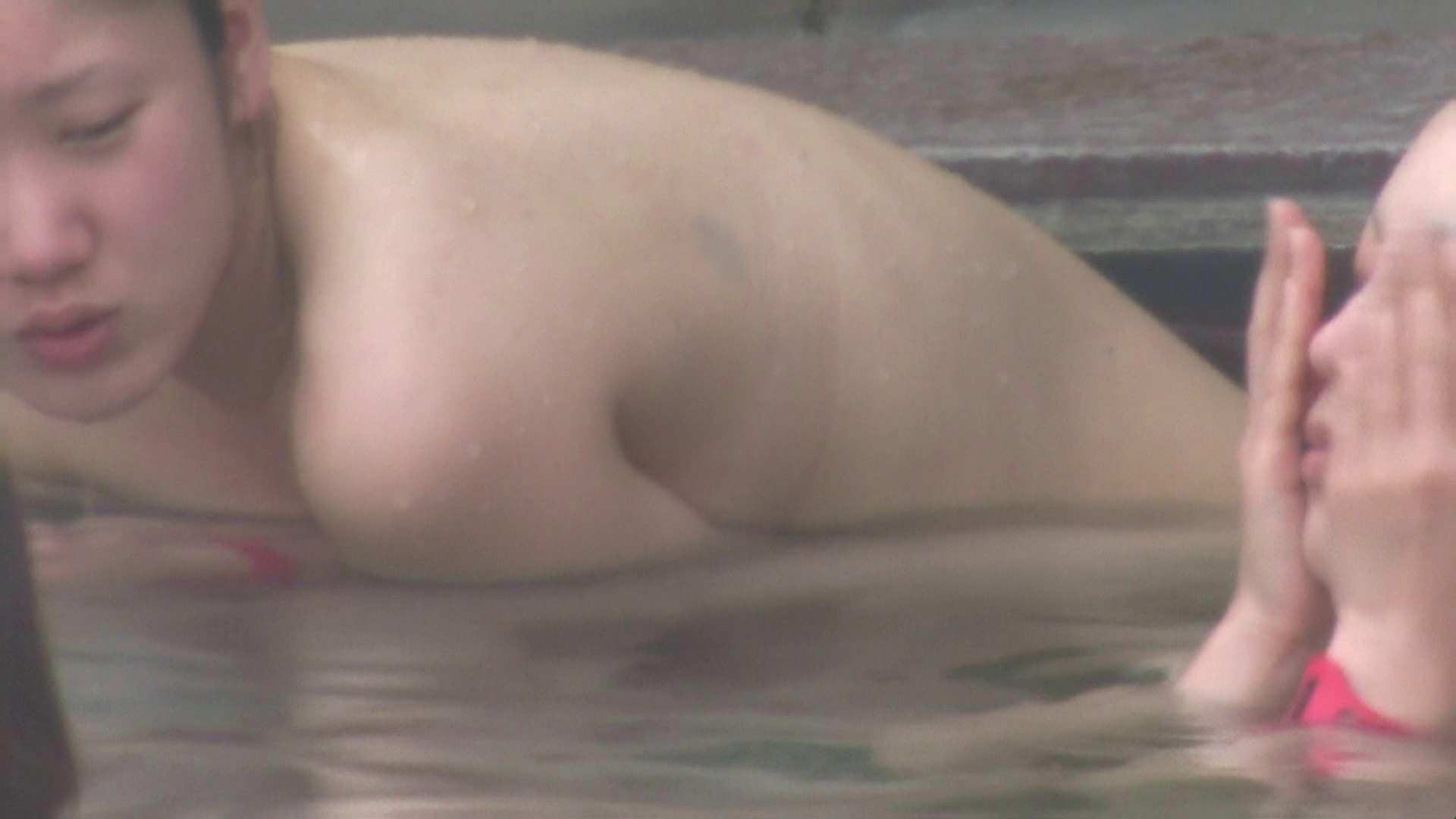 Aquaな露天風呂Vol.51【VIP限定】 OLセックス 盗み撮りオマンコ動画キャプチャ 56画像 11