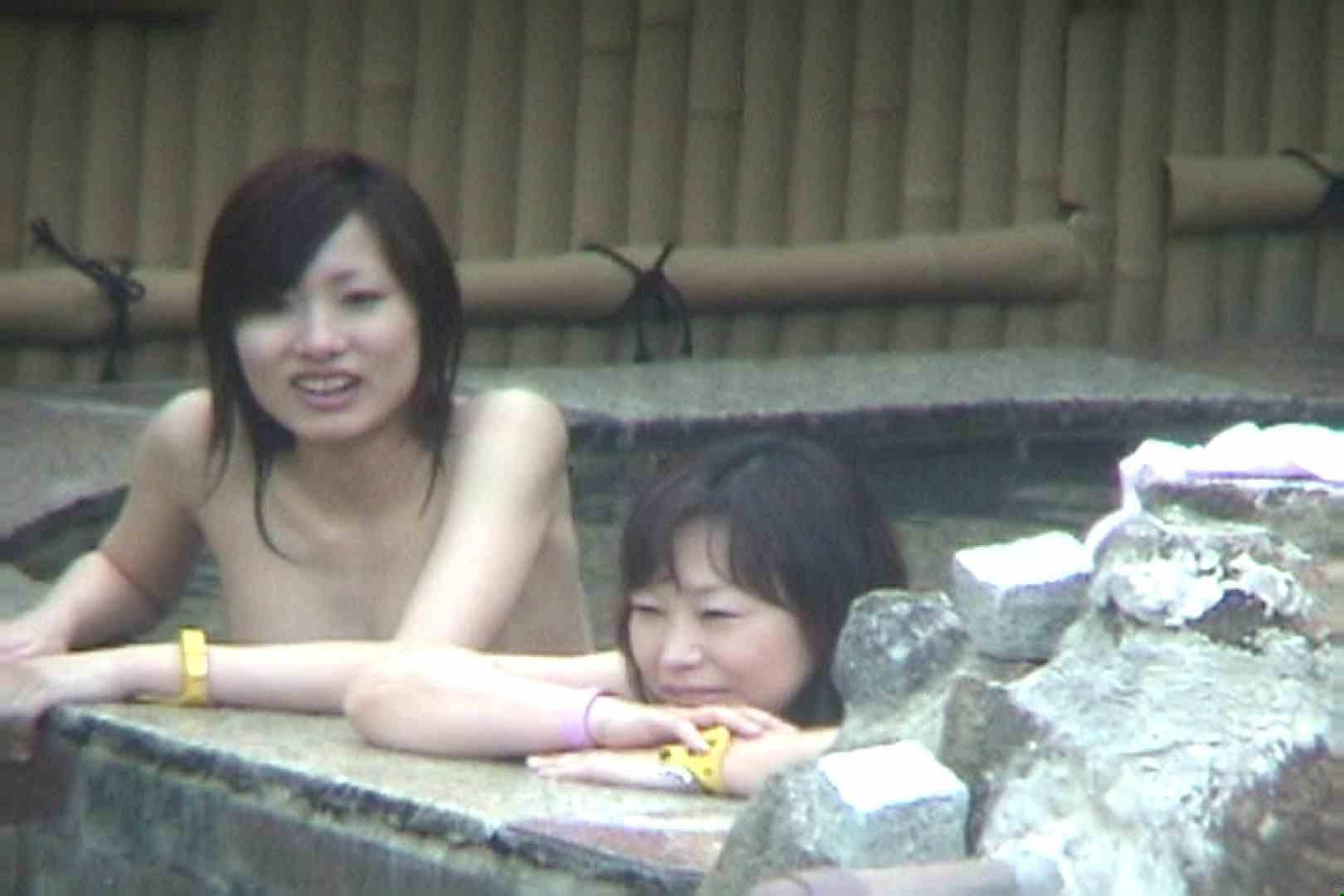 Aquaな露天風呂Vol.58【VIP限定】 盗撮   OLセックス  89画像 49