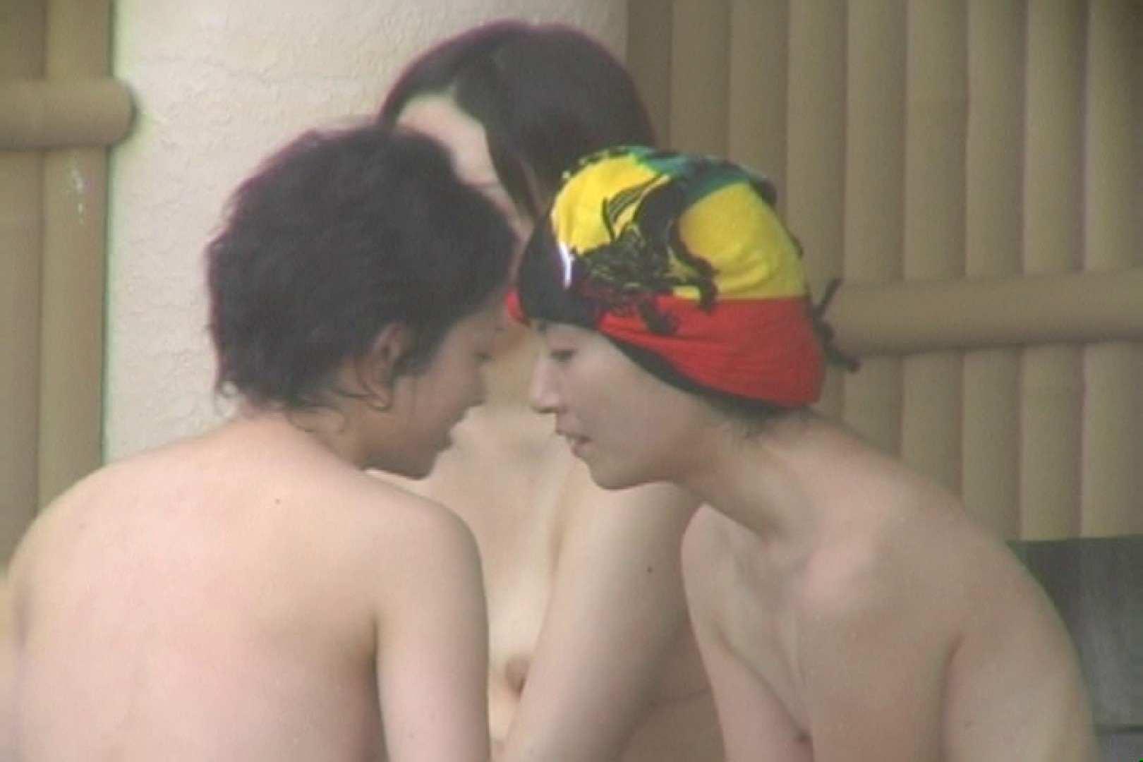 Aquaな露天風呂Vol.61【VIP限定】 OLセックス   盗撮  72画像 13