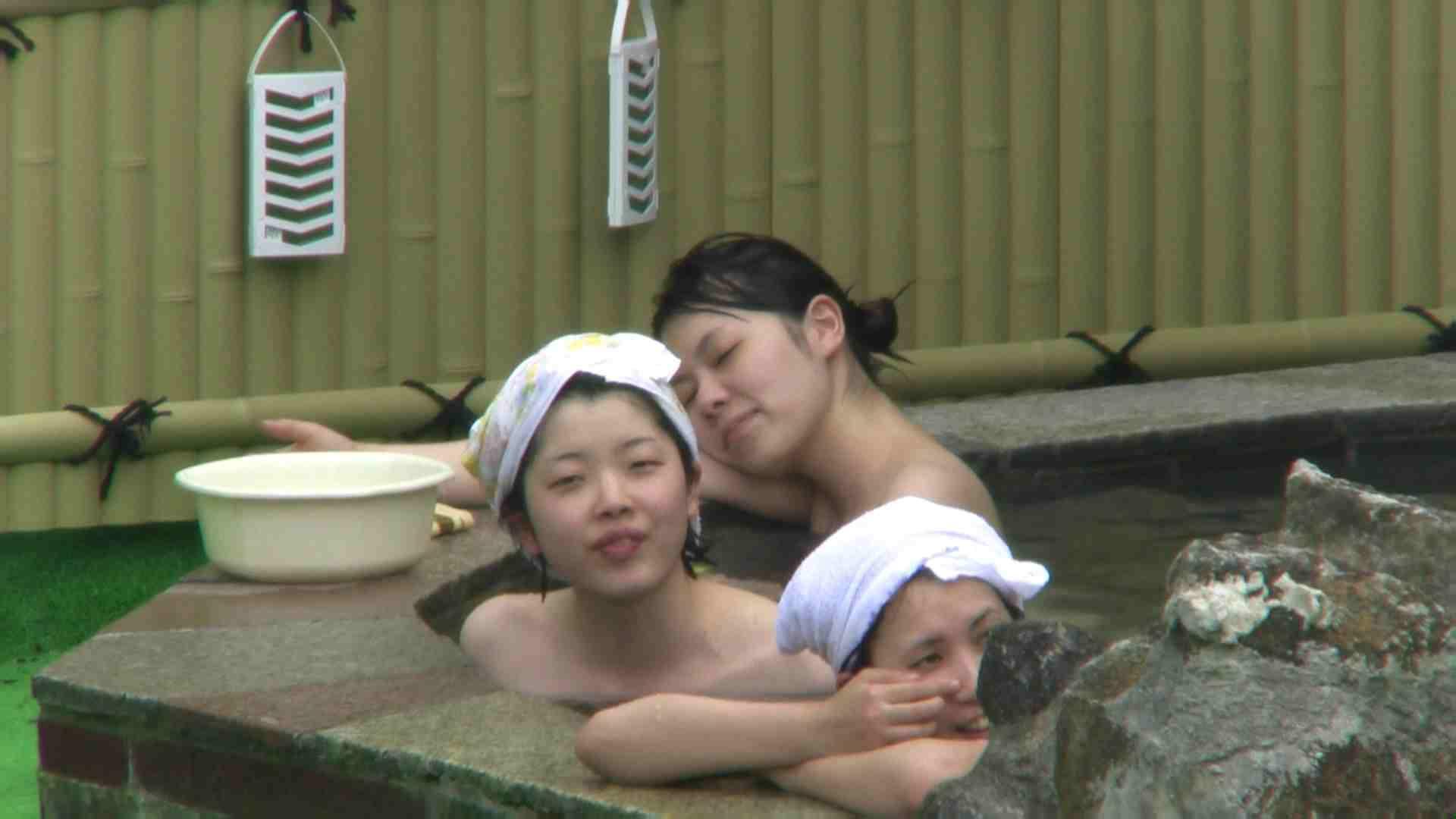 Aquaな露天風呂Vol.65【VIP限定】 盗撮 | 露天  95画像 1
