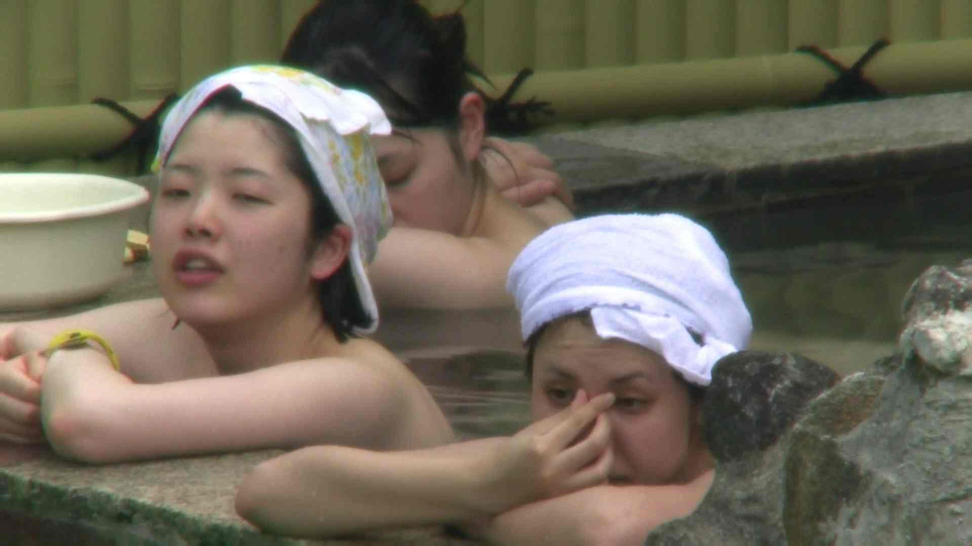 Aquaな露天風呂Vol.65【VIP限定】 盗撮  95画像 24