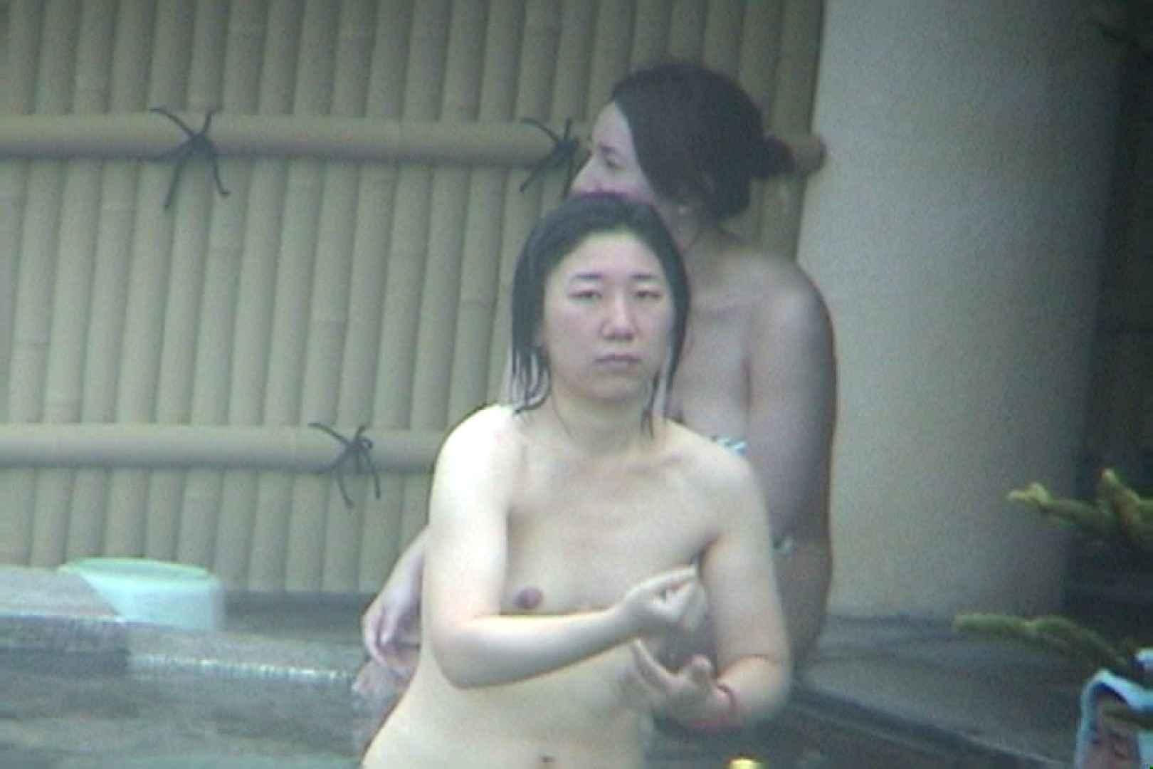 Aquaな露天風呂Vol.106 OLセックス 隠し撮りおまんこ動画流出 51画像 44