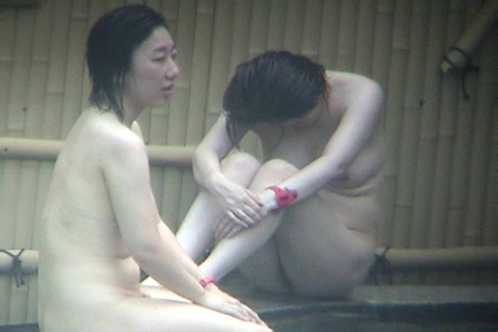 Aquaな露天風呂Vol.107 OLセックス 隠し撮りオマンコ動画紹介 63画像 11