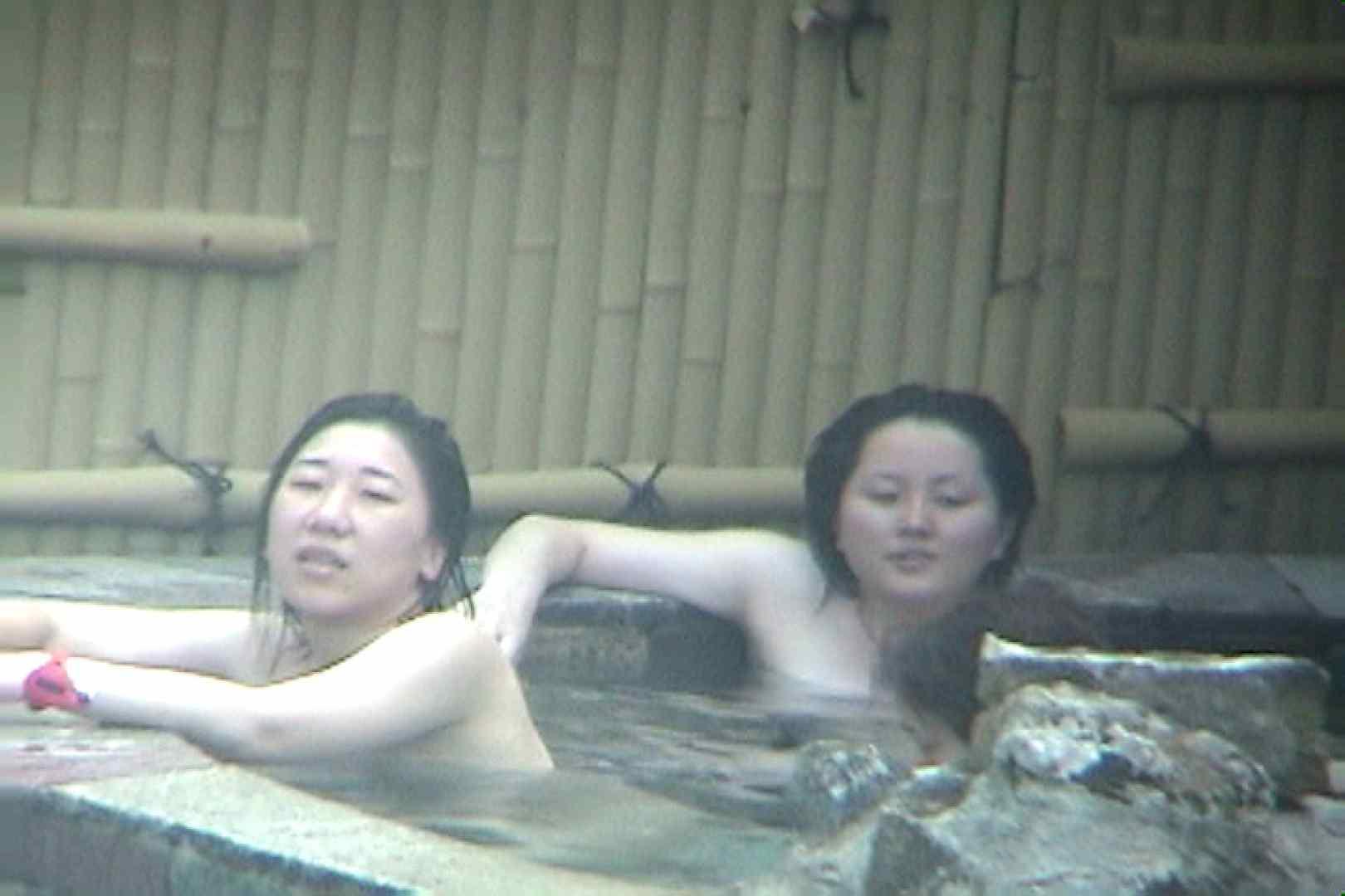 Aquaな露天風呂Vol.107 OLセックス 隠し撮りオマンコ動画紹介 63画像 29