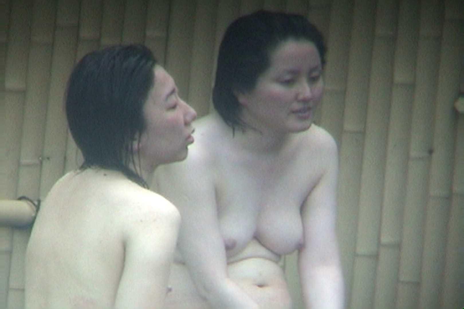 Aquaな露天風呂Vol.107 露天   盗撮  63画像 37
