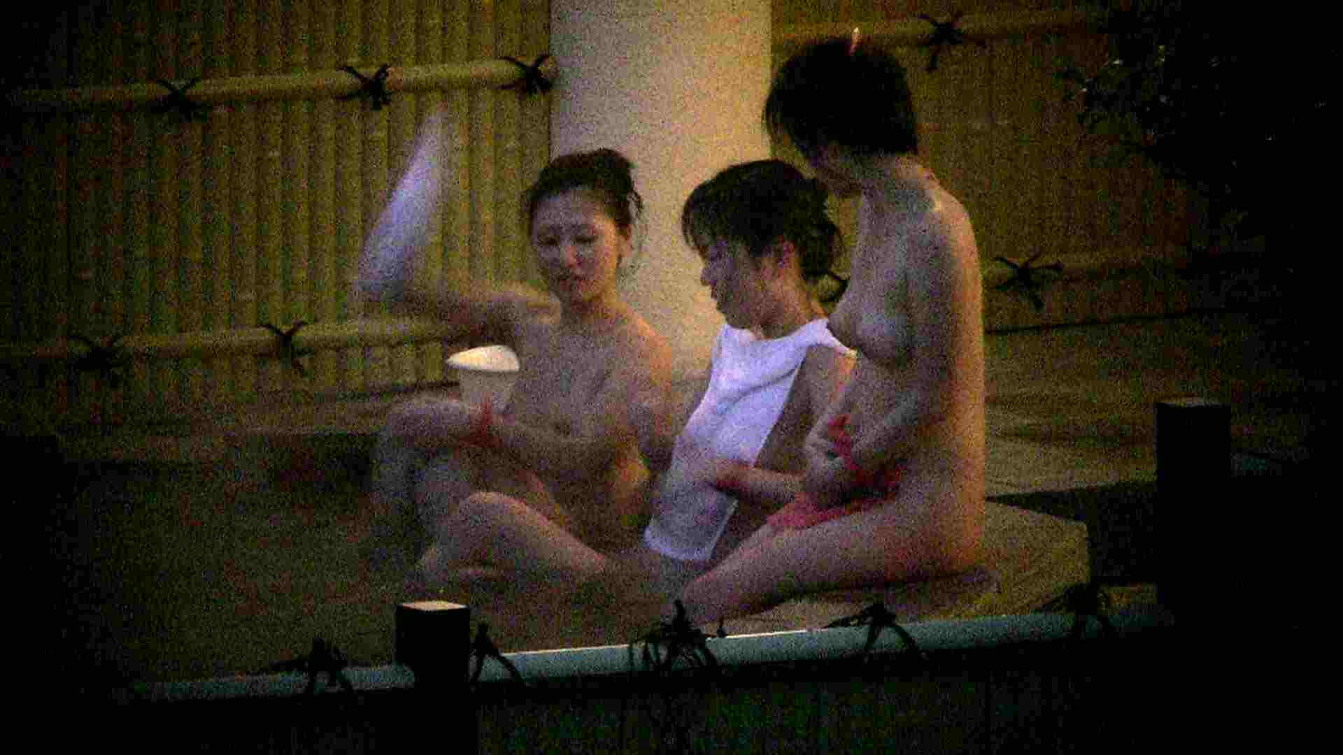 Aquaな露天風呂Vol.120 露天 エロ画像 95画像 92