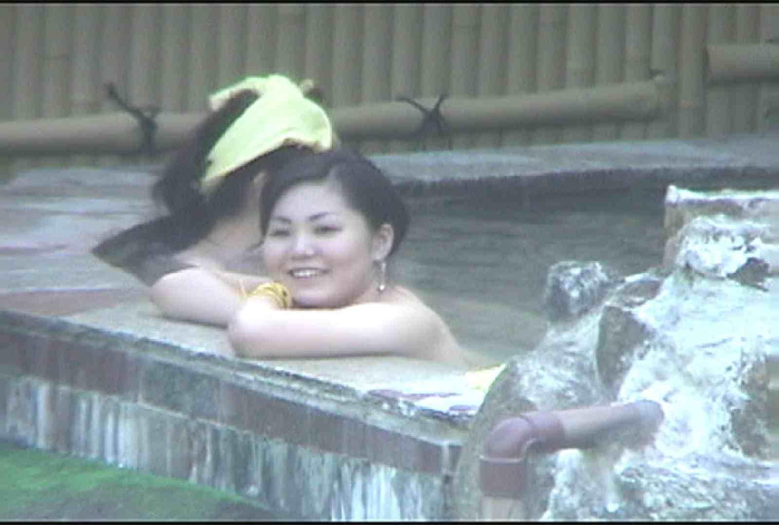 Aquaな露天風呂Vol.145 露天 おまんこ動画流出 106画像 38