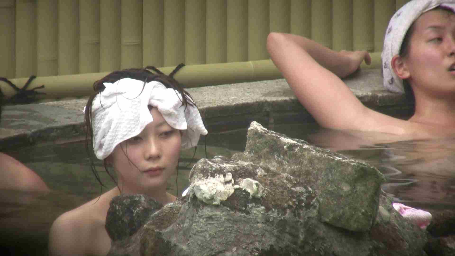 Aquaな露天風呂Vol.147 露天 濡れ場動画紹介 85画像 2