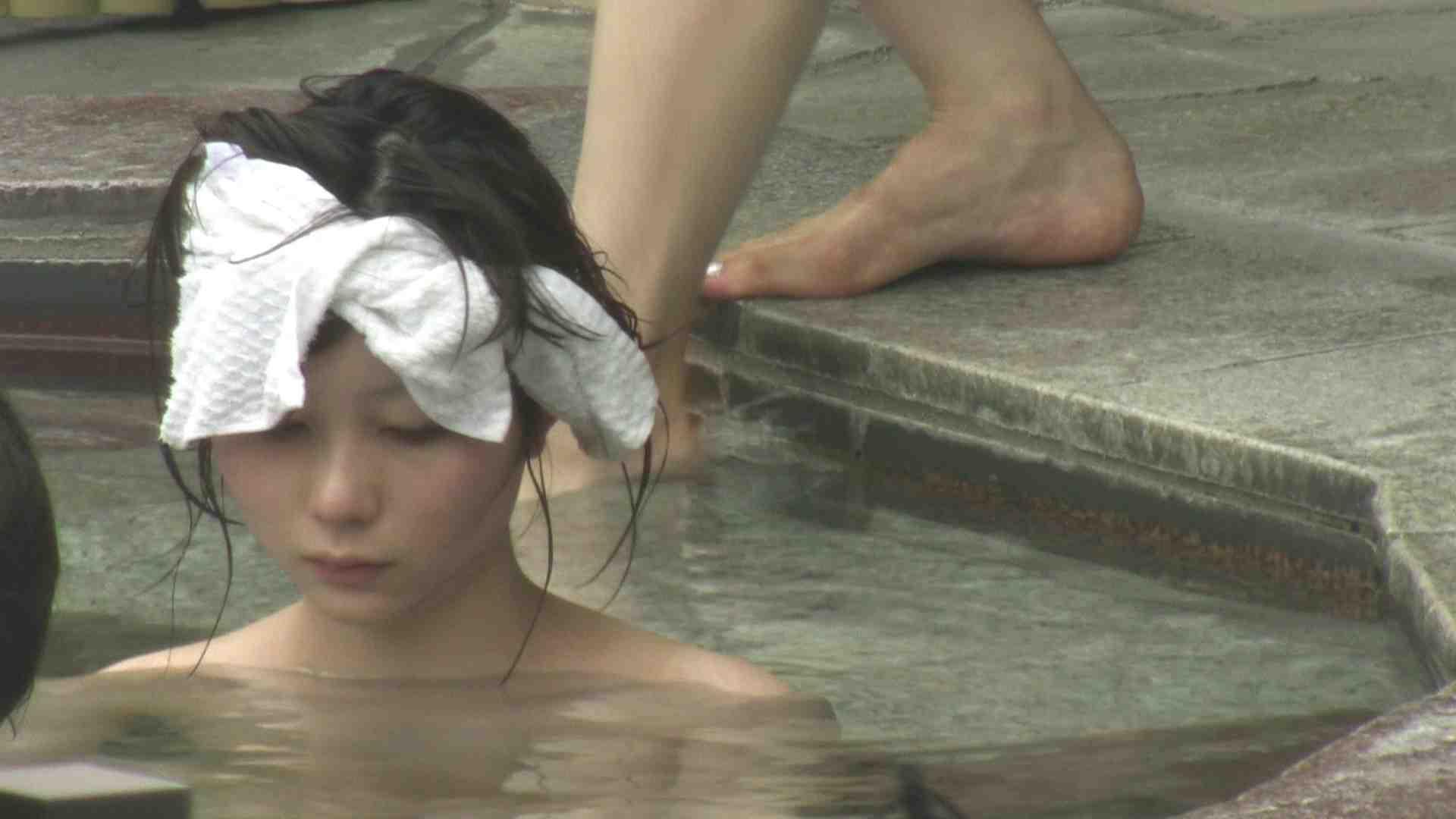 Aquaな露天風呂Vol.147 露天 濡れ場動画紹介 85画像 11