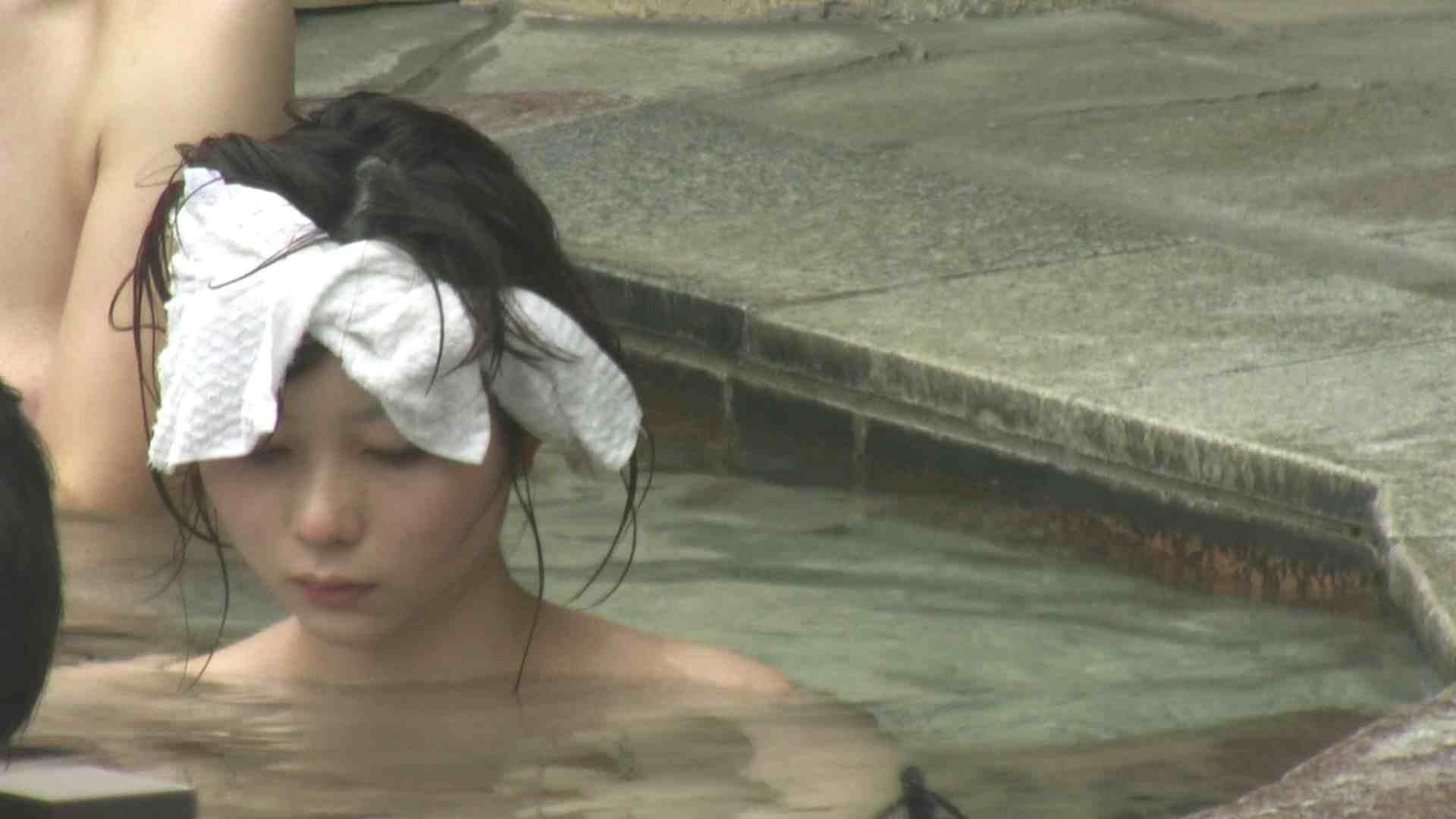 Aquaな露天風呂Vol.147 露天 濡れ場動画紹介 85画像 14