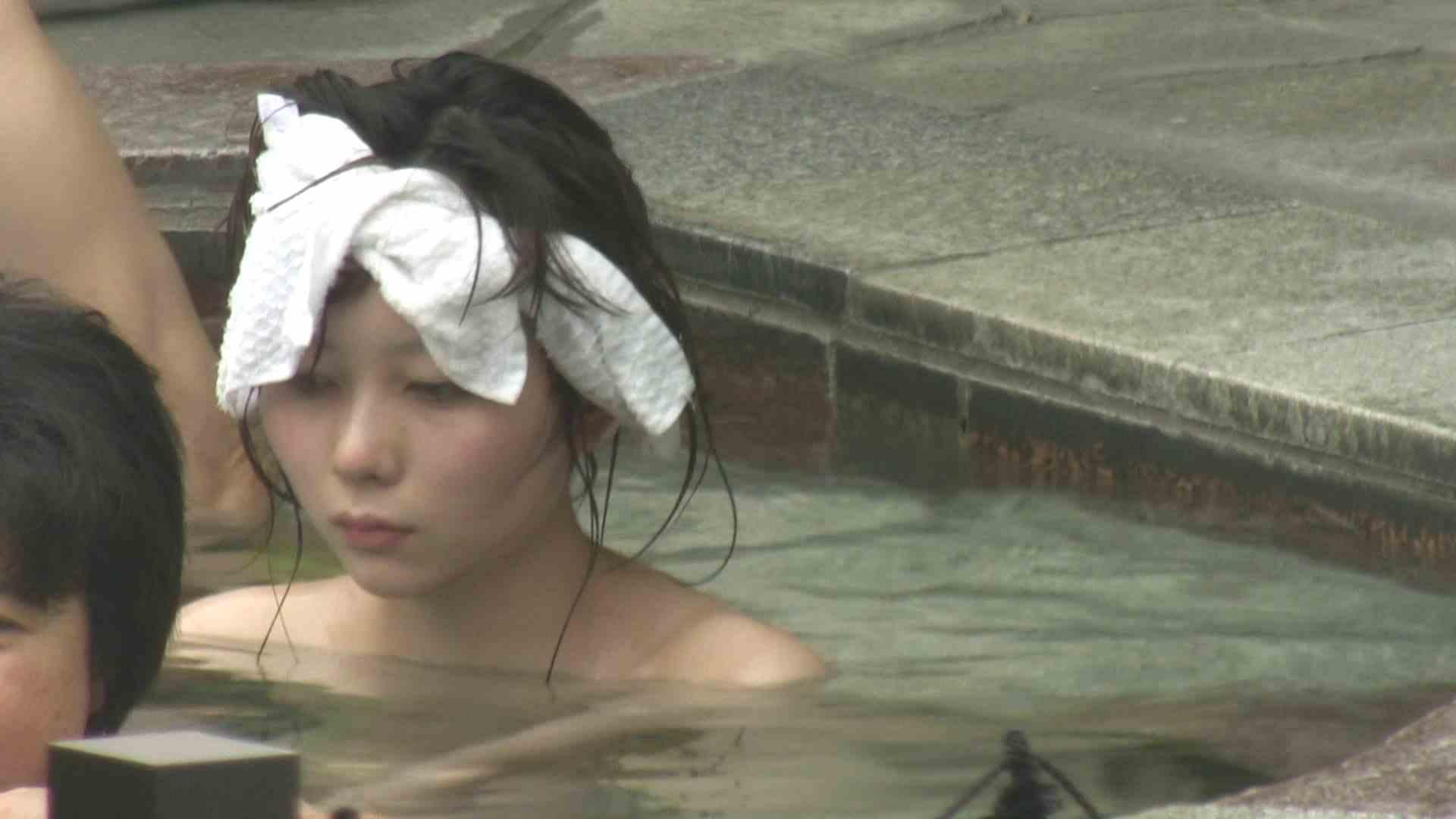 Aquaな露天風呂Vol.147 露天 濡れ場動画紹介 85画像 17