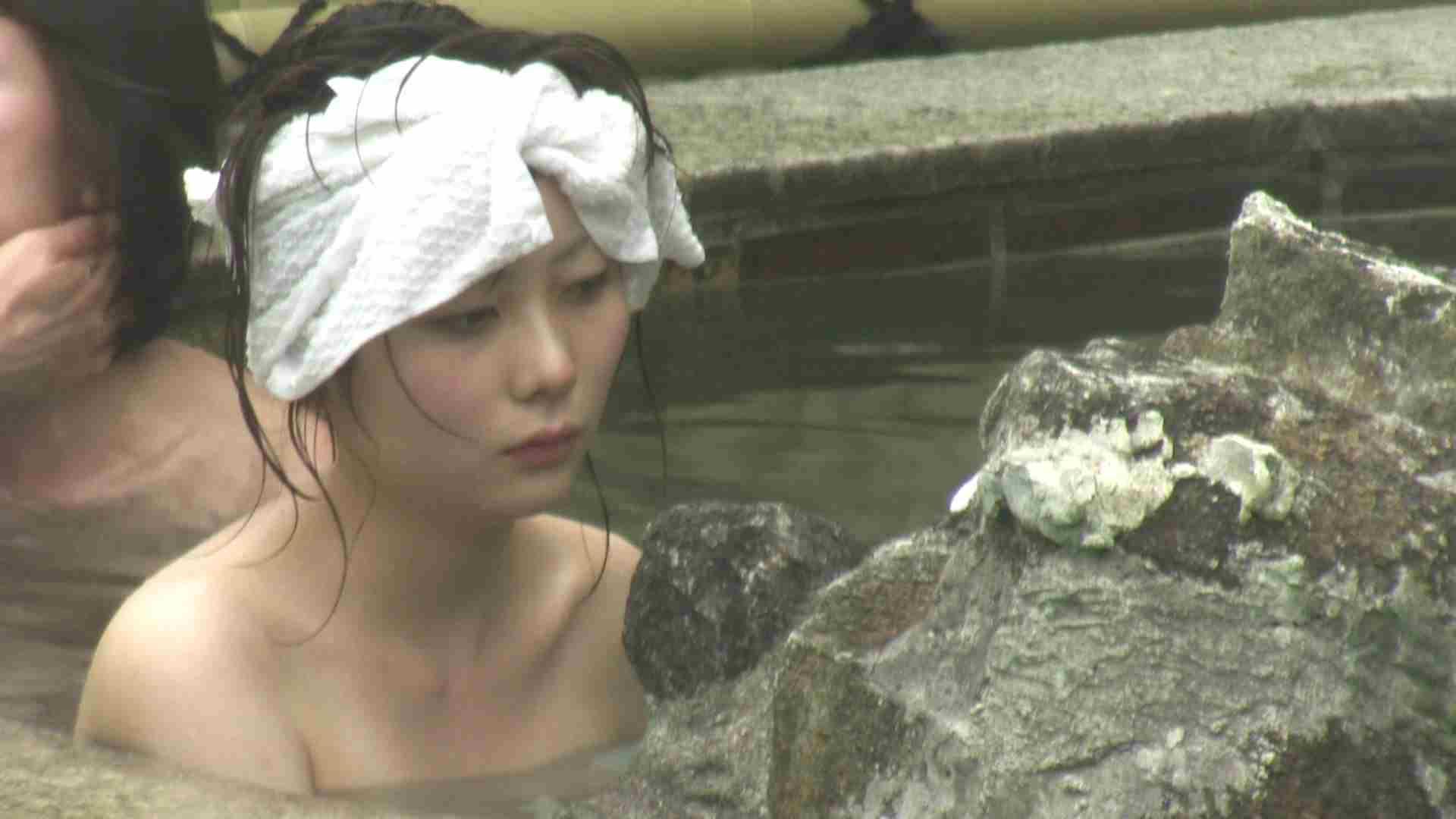 Aquaな露天風呂Vol.147 露天 濡れ場動画紹介 85画像 23