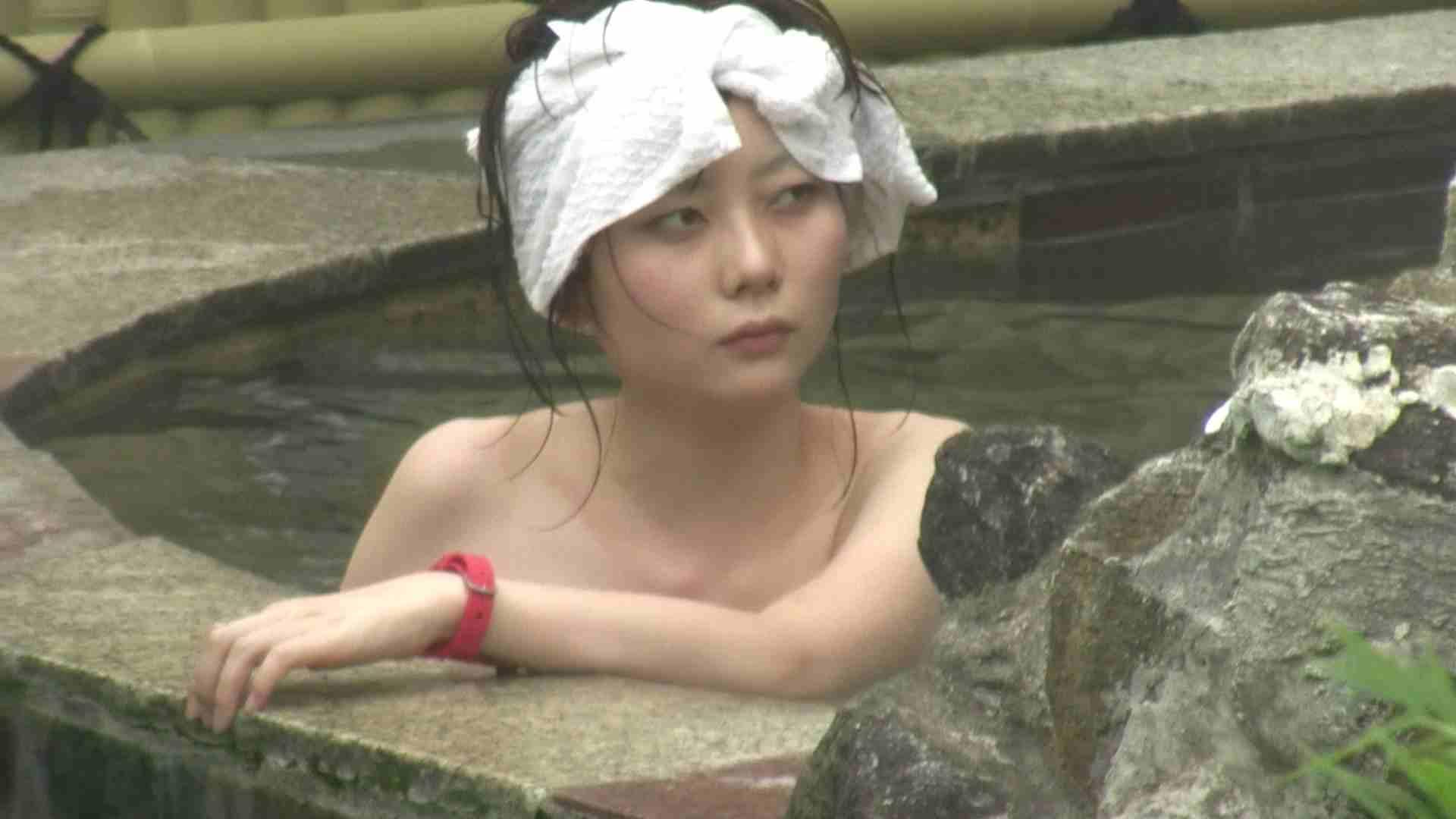 Aquaな露天風呂Vol.147 露天 濡れ場動画紹介 85画像 29