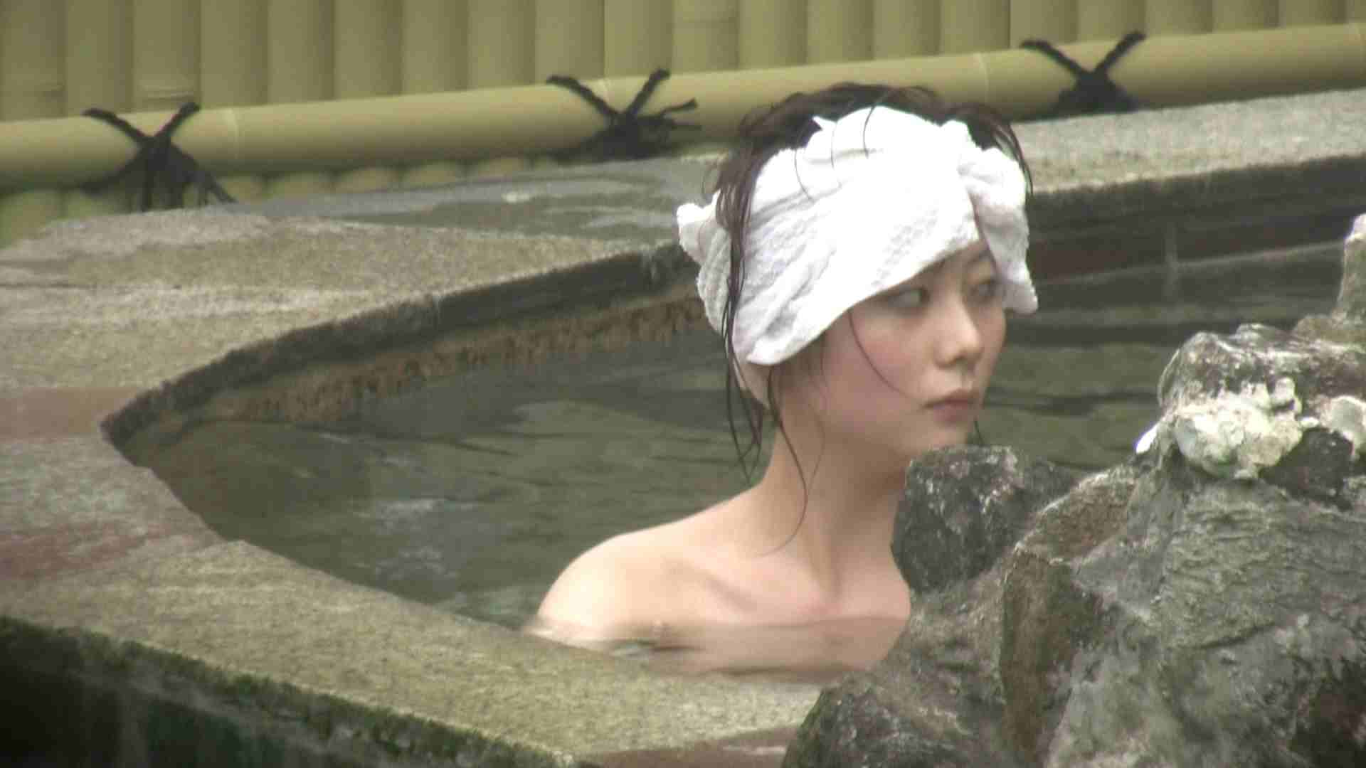 Aquaな露天風呂Vol.147 露天 濡れ場動画紹介 85画像 38