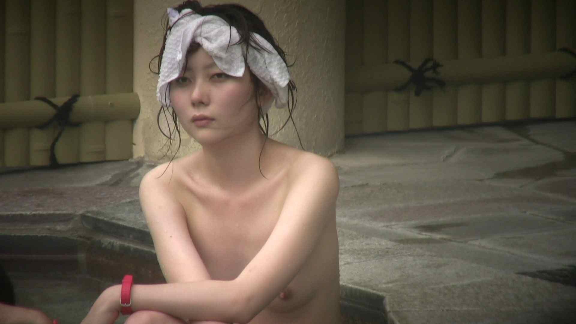 Aquaな露天風呂Vol.147 露天 濡れ場動画紹介 85画像 80