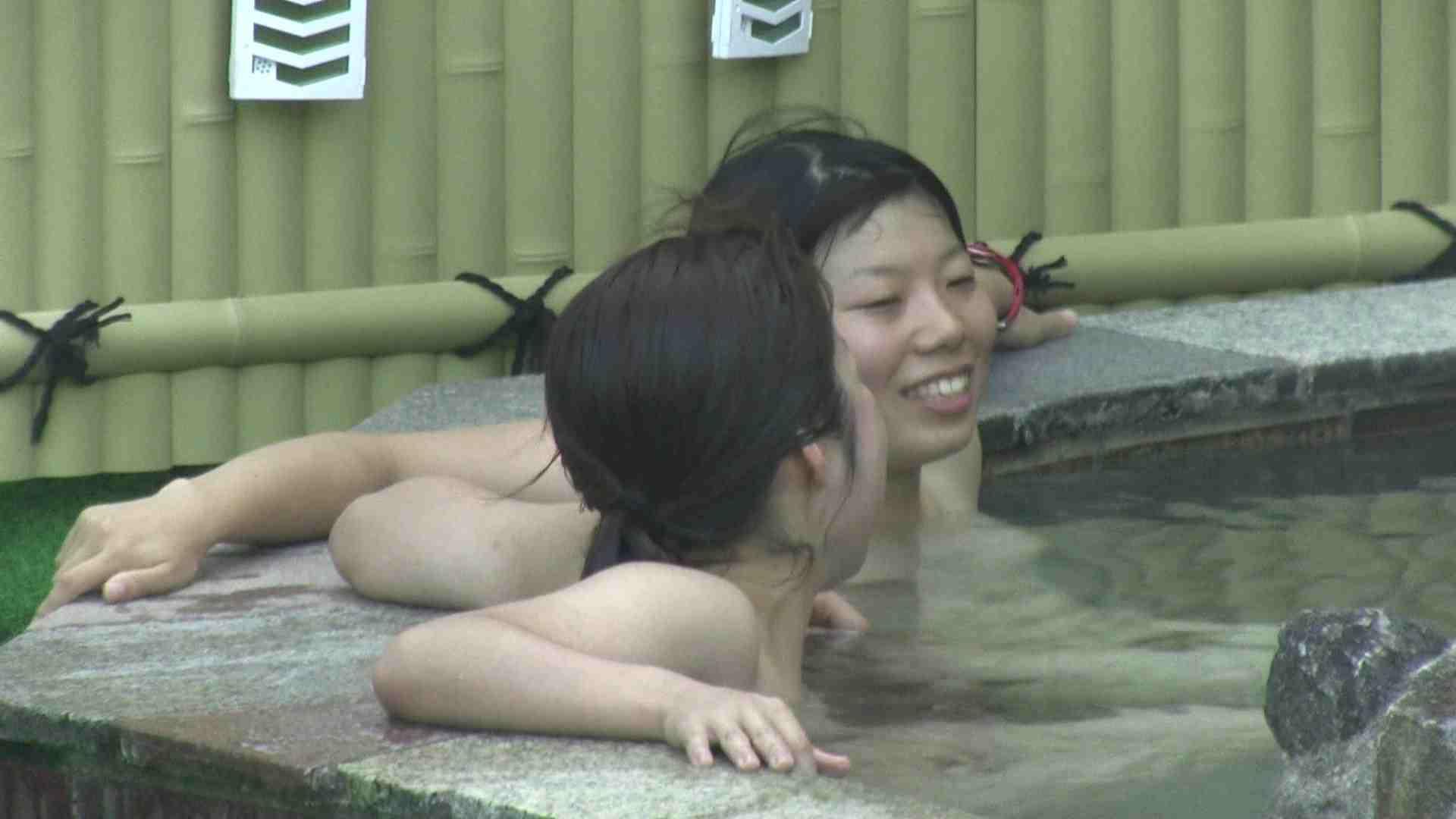 Aquaな露天風呂Vol.182 盗撮 盗み撮り動画キャプチャ 80画像 17