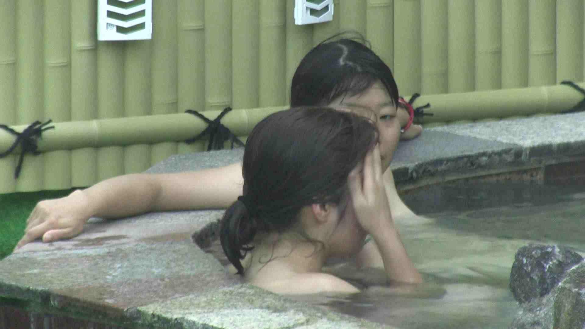 Aquaな露天風呂Vol.182 露天 | OLセックス  80画像 19