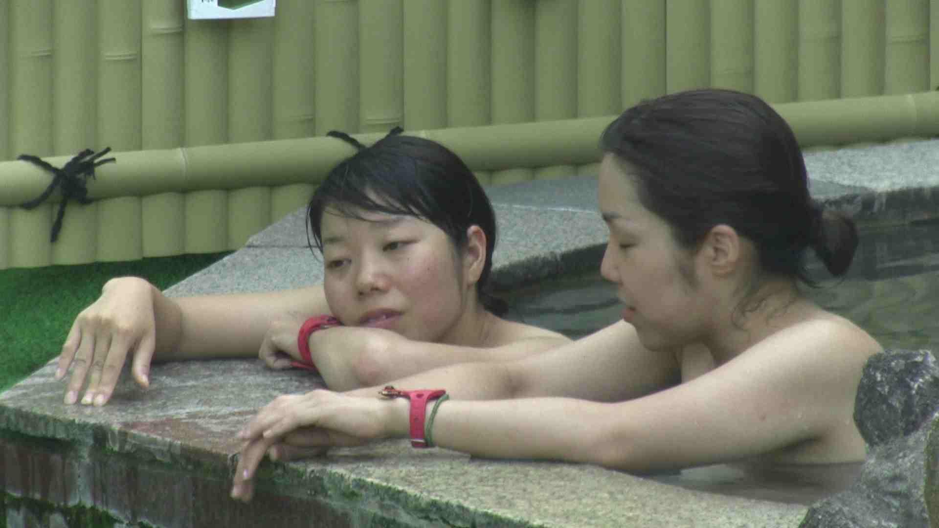 Aquaな露天風呂Vol.182 盗撮 盗み撮り動画キャプチャ 80画像 38