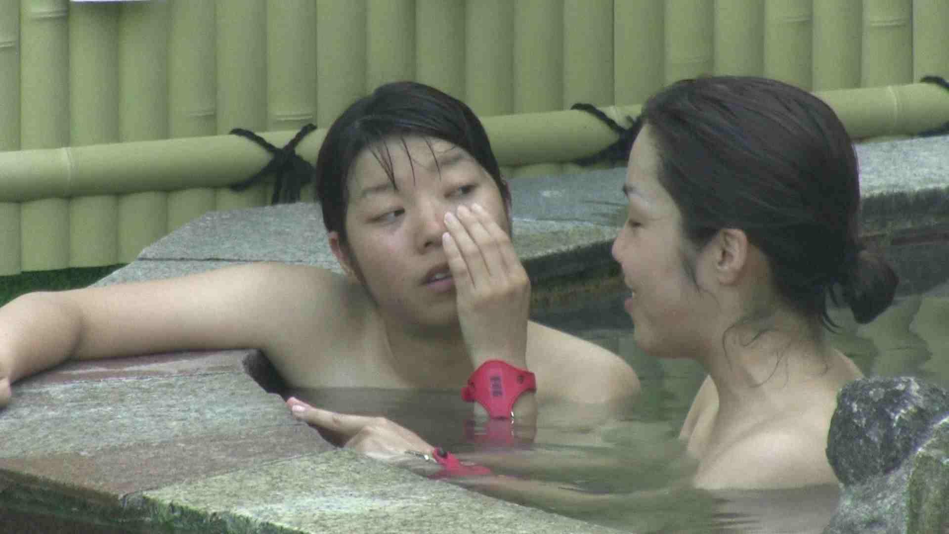 Aquaな露天風呂Vol.182 露天 | OLセックス  80画像 43
