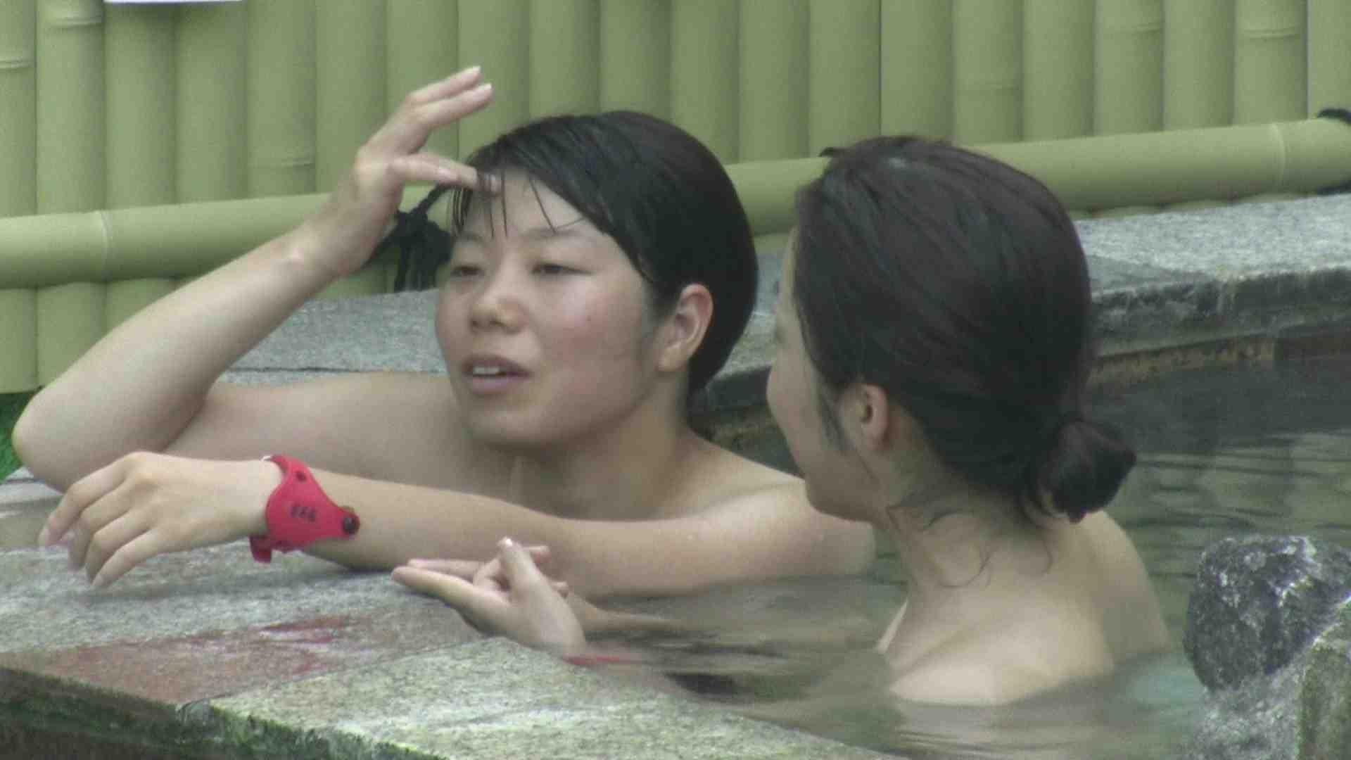 Aquaな露天風呂Vol.182 露天 | OLセックス  80画像 46