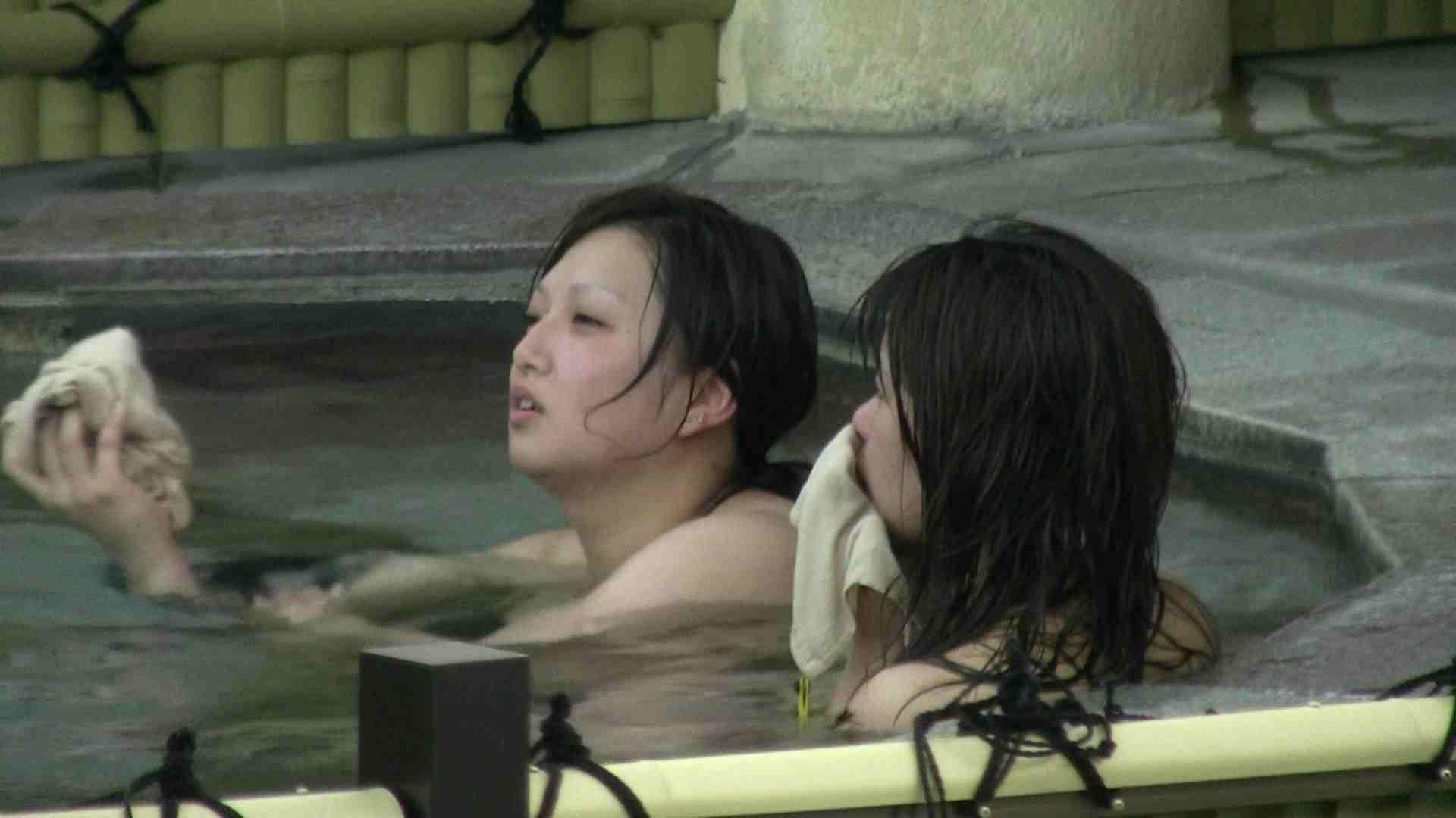 Aquaな露天風呂Vol.184 OLセックス  81画像 3