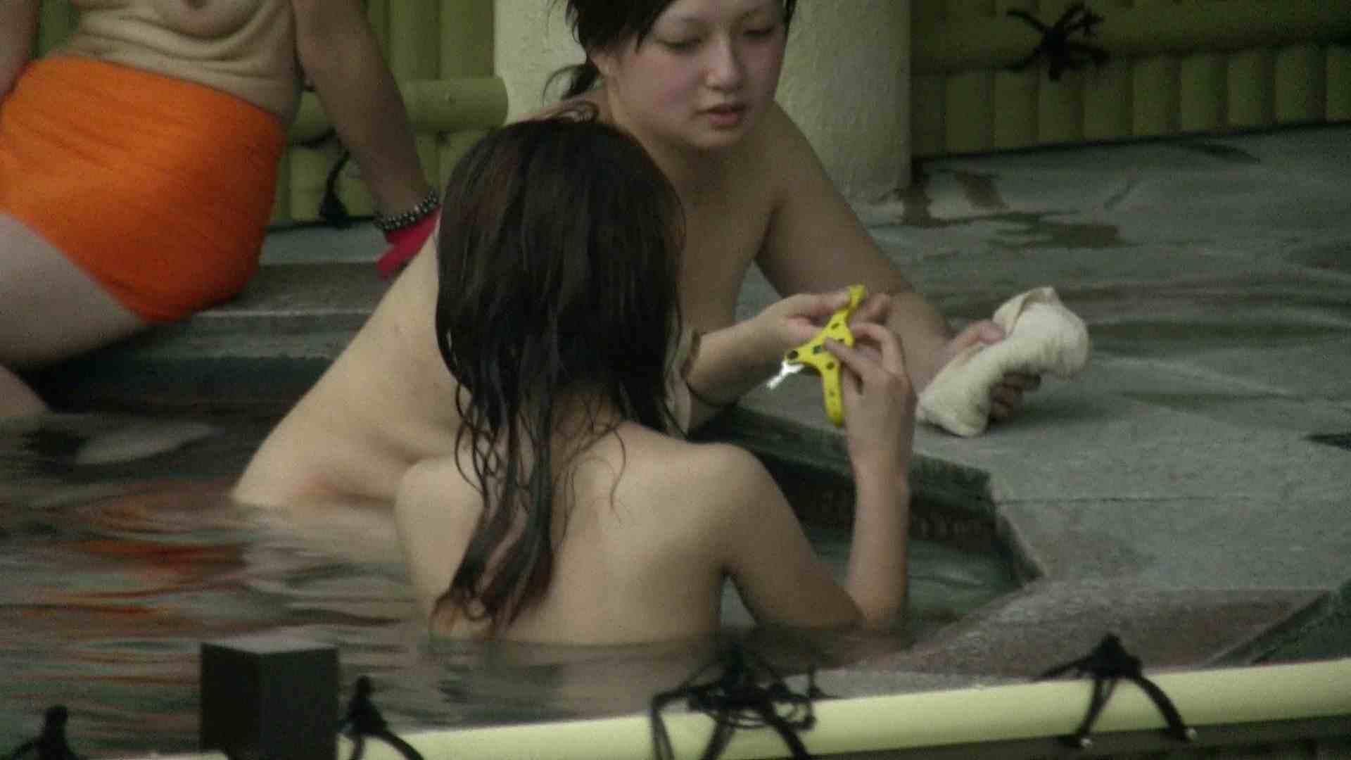 Aquaな露天風呂Vol.184 OLセックス | 盗撮  81画像 16